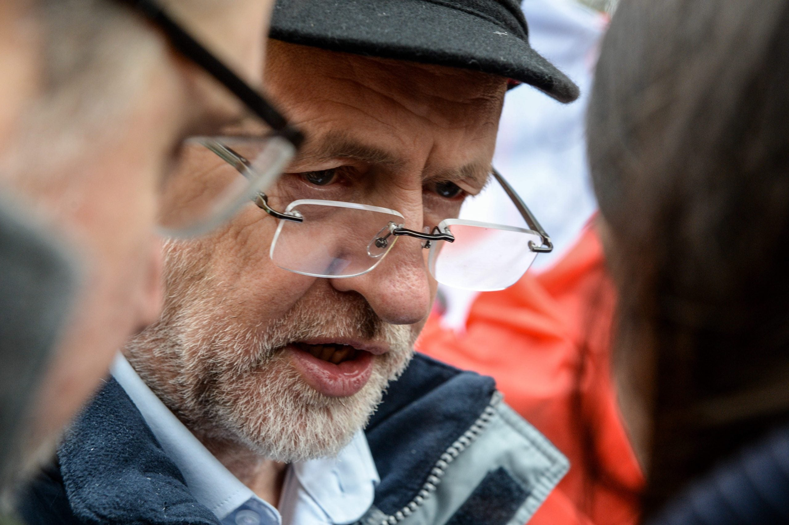 """Corbyn might want """"a world of peace"""" but hermit security is not an option for the UK"""
