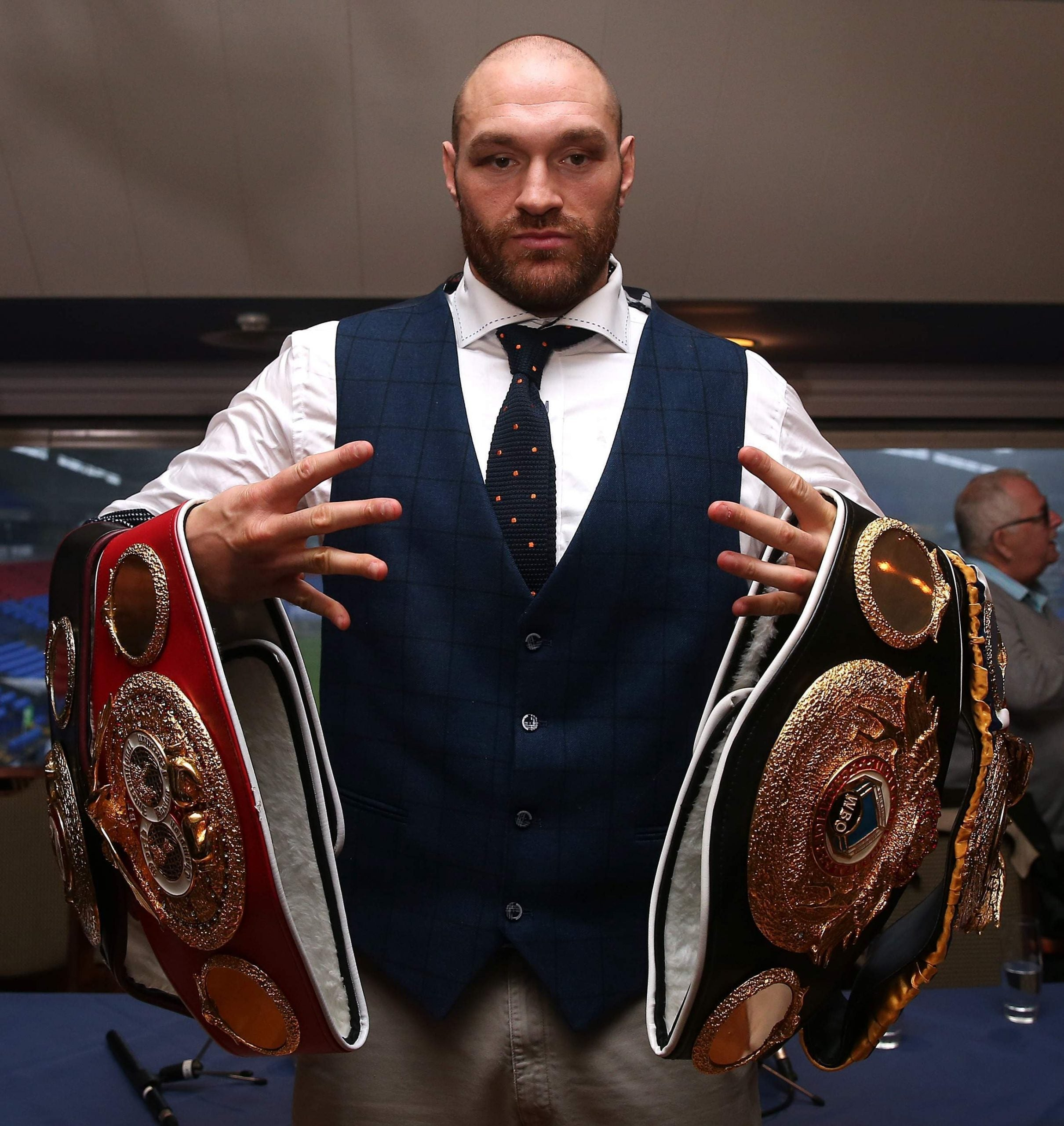 What does it say about the BBC's attitude to domestic violence that Tyson Fury is a candidate for Sports Personality of the Year?