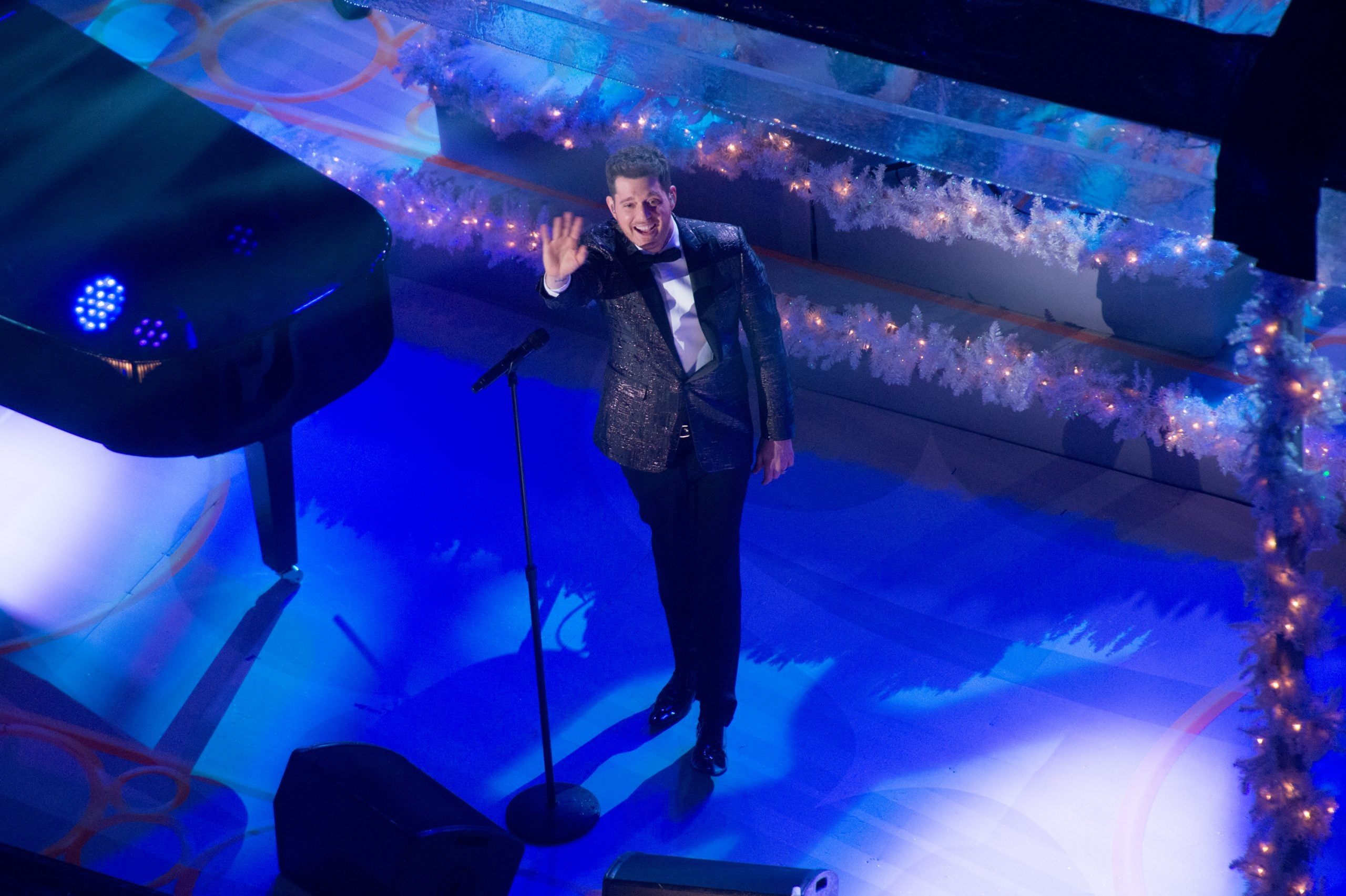 How Michael Bublé became the soundtrack to Christmas