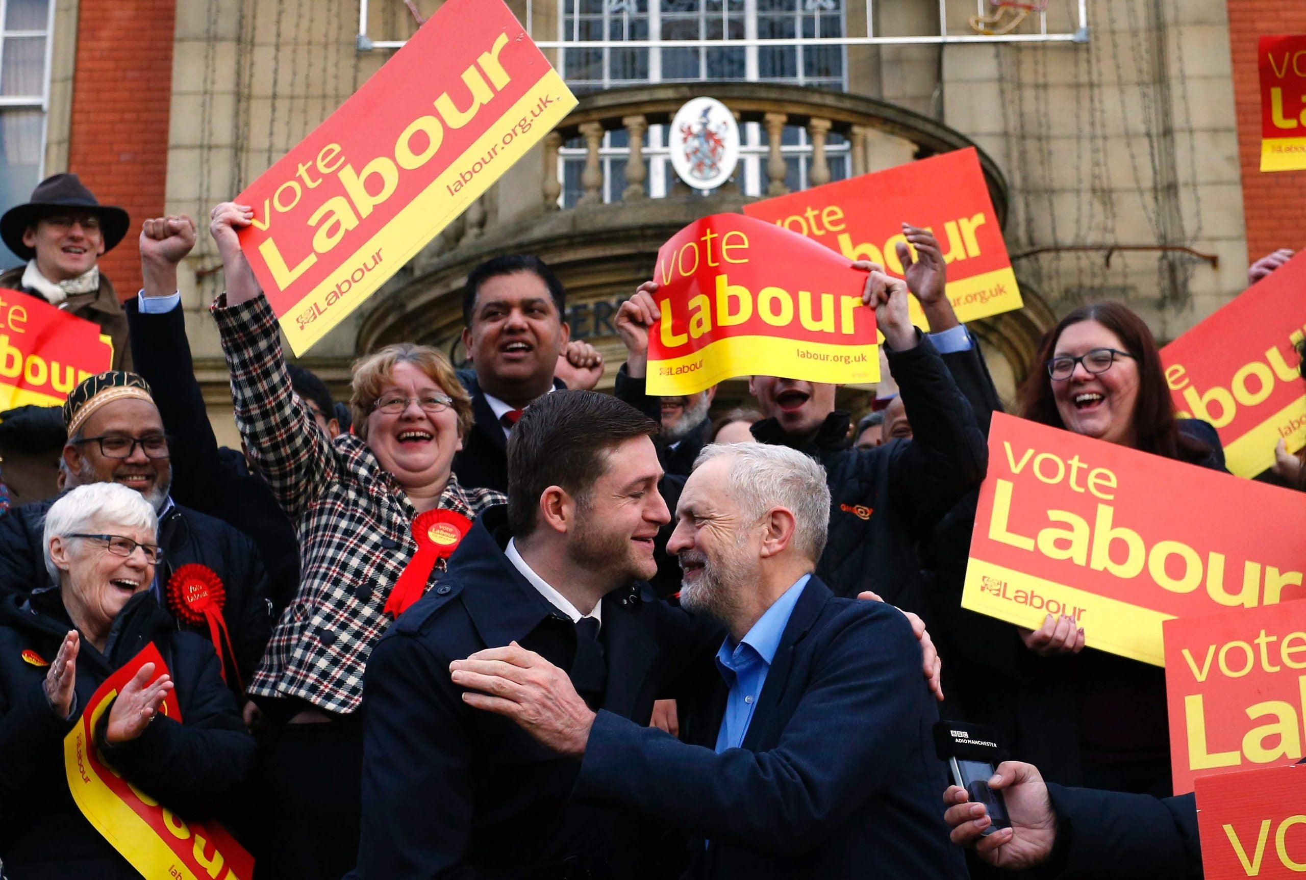 Labour's Oldham West victory: in numbers