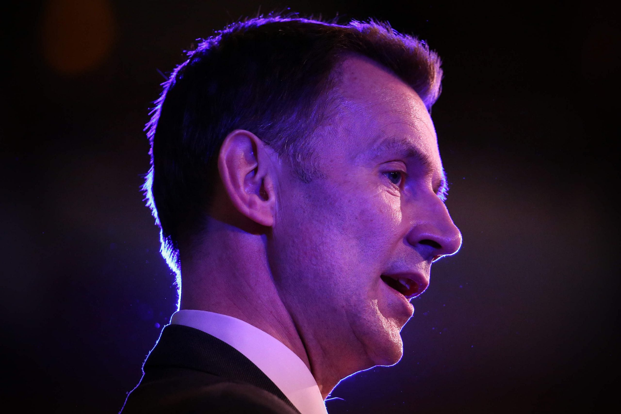 If Jeremy Hunt wants to blame someone for today's strike, he should look in the mirror