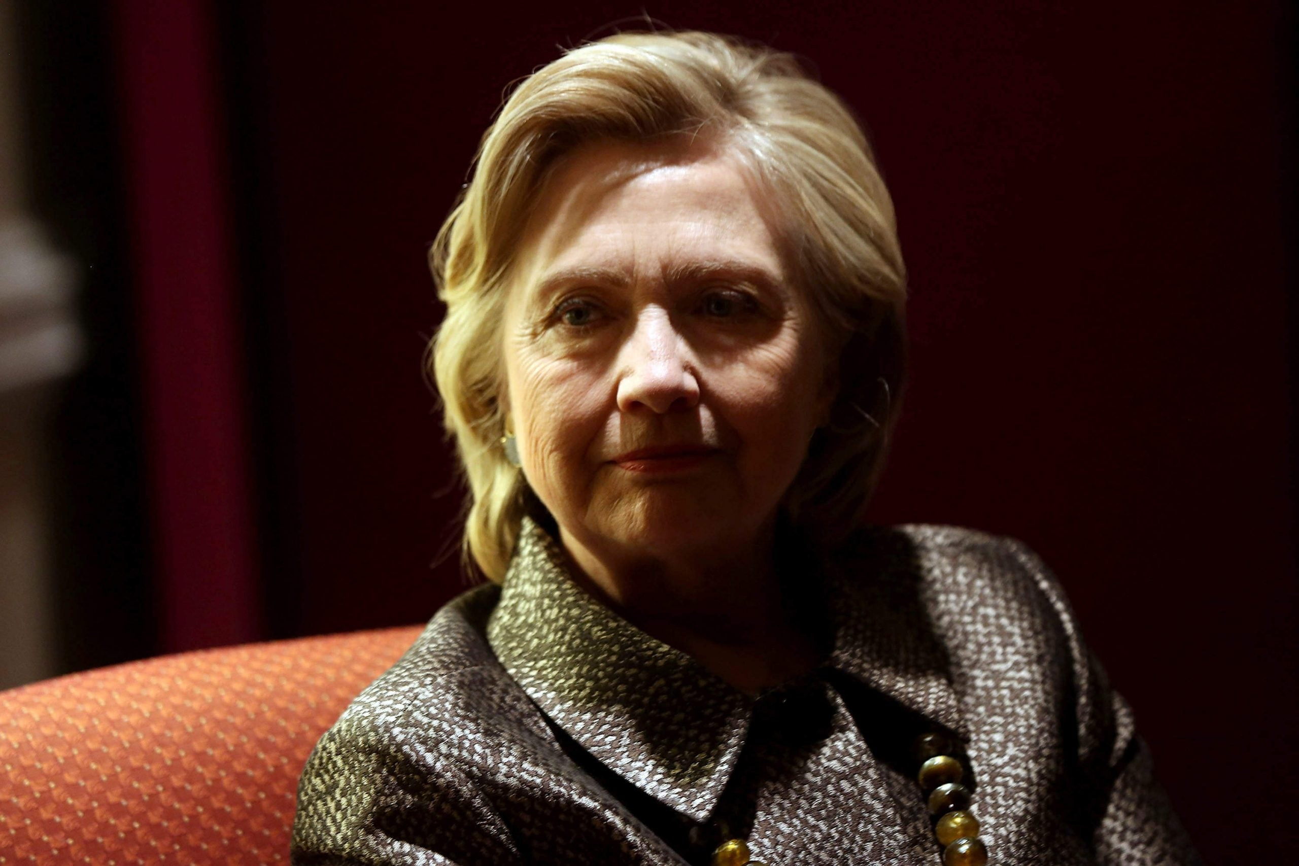 Though Hillary Clinton has flaws, I'll enjoy seeing her mash Donald Trump into a smear of hair tonic