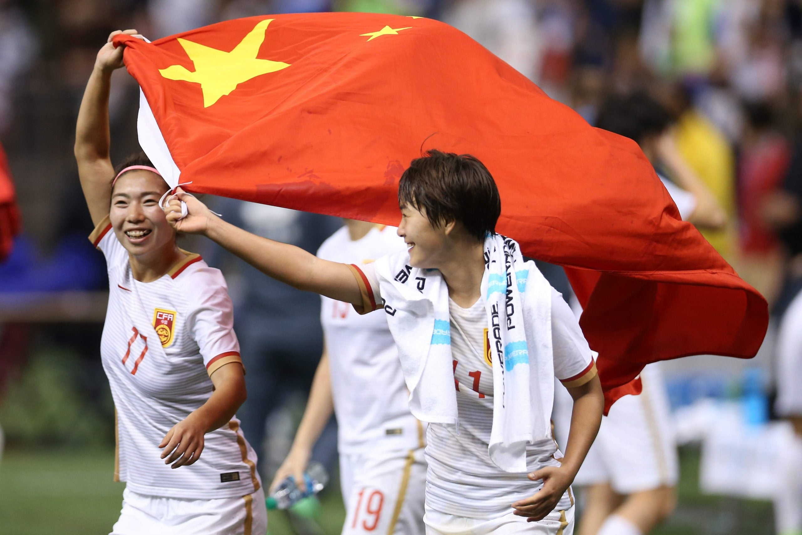 My ambition? Get to age 90 and see China dominate world football