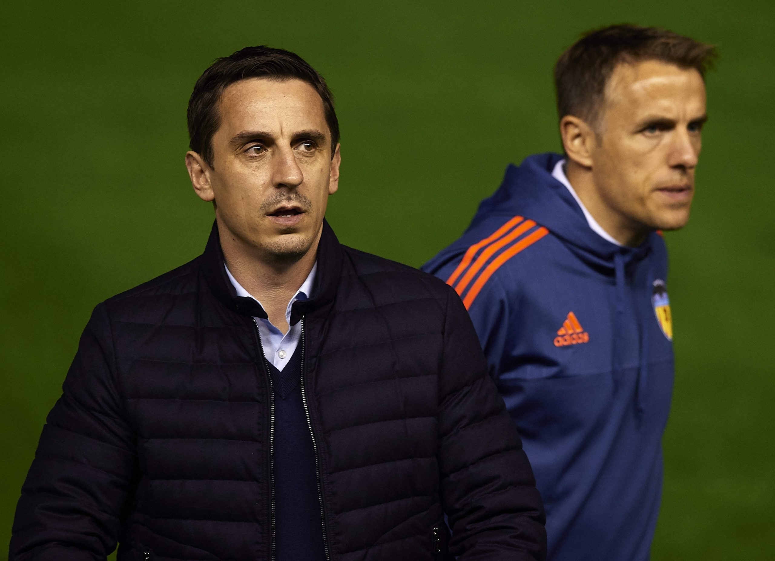 Gary Neville's Spanish struggles highlight the problems of restricted football strategy