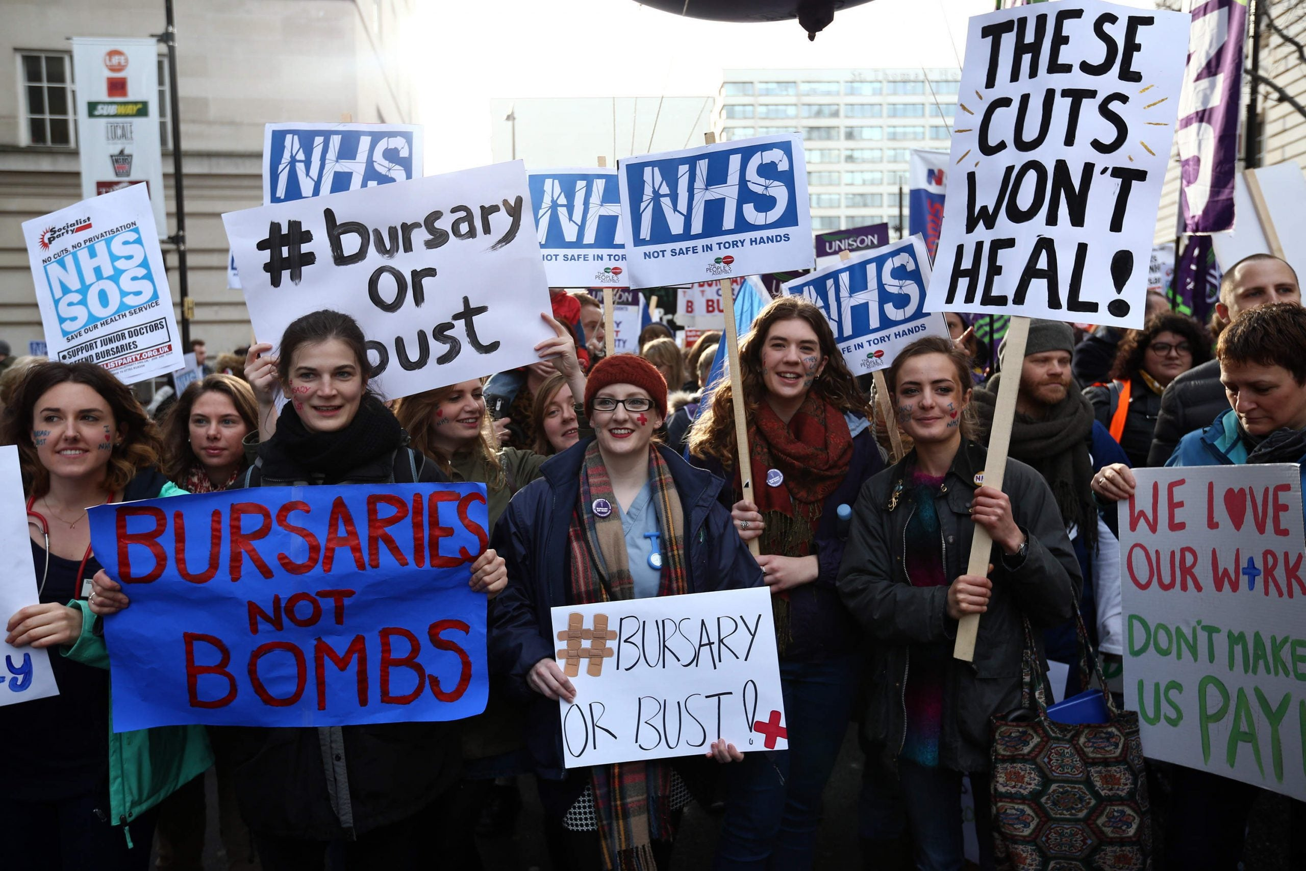 The NHS under the Tories won't die with a bang, but fade away with a whimper