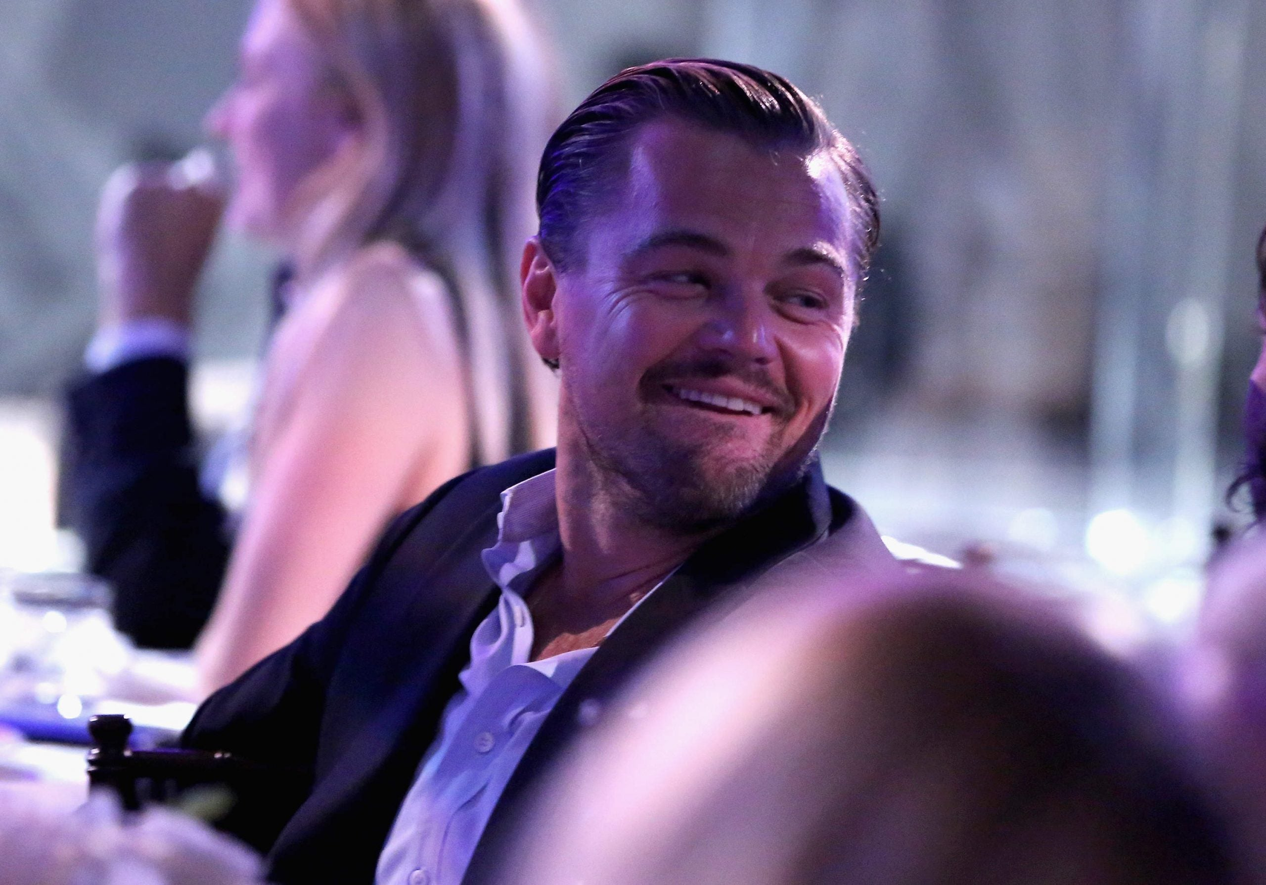 Leonardo DiCaprio is on the World Service – and it's clear he takes Method acting seriously