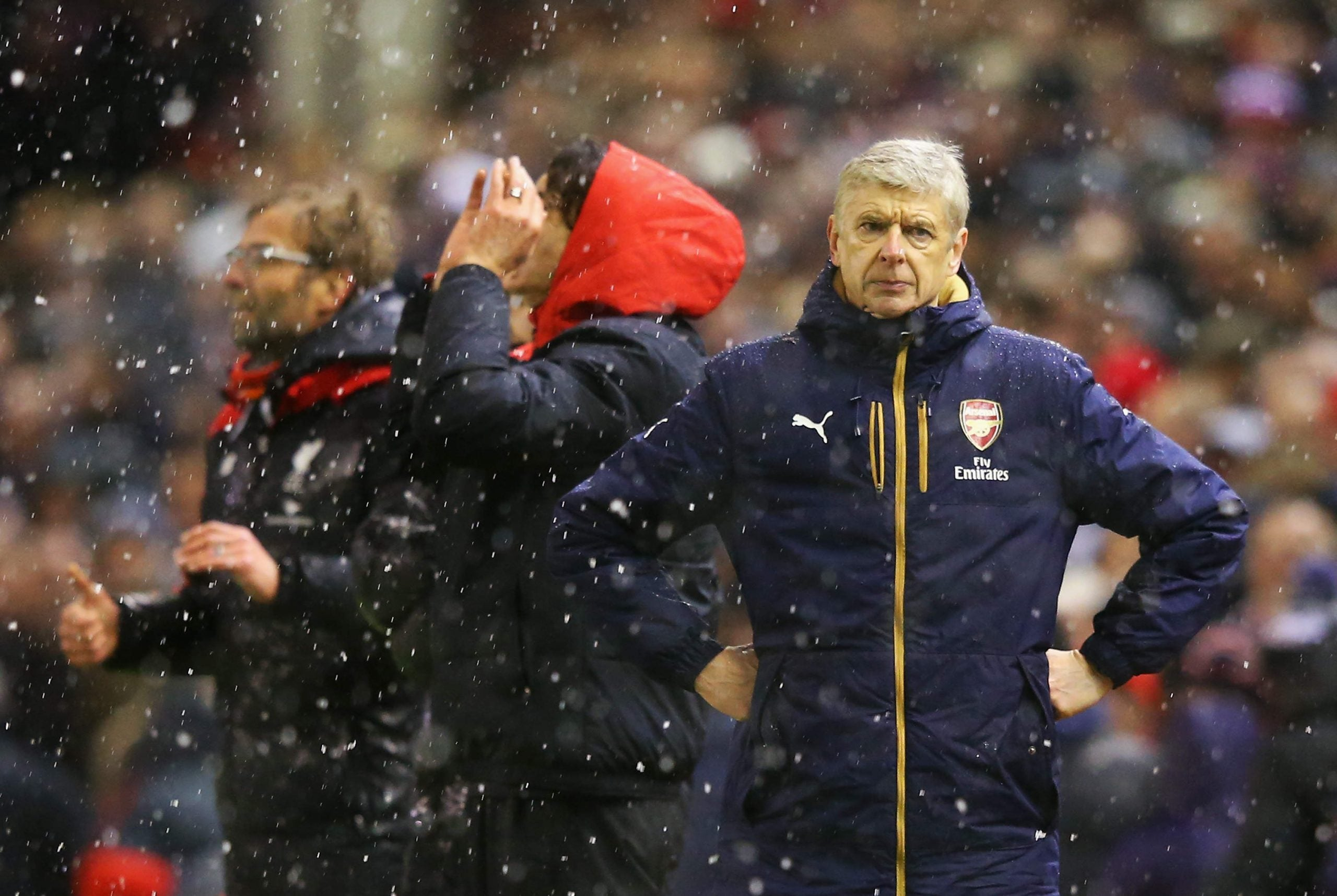 How Arsène Wenger turned from football's great moderniser into its stick-in-the-mud