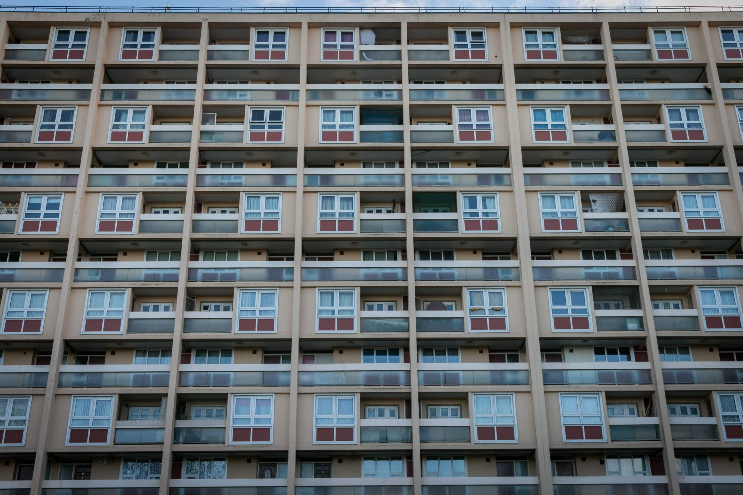 The government's housing policies are dividing London