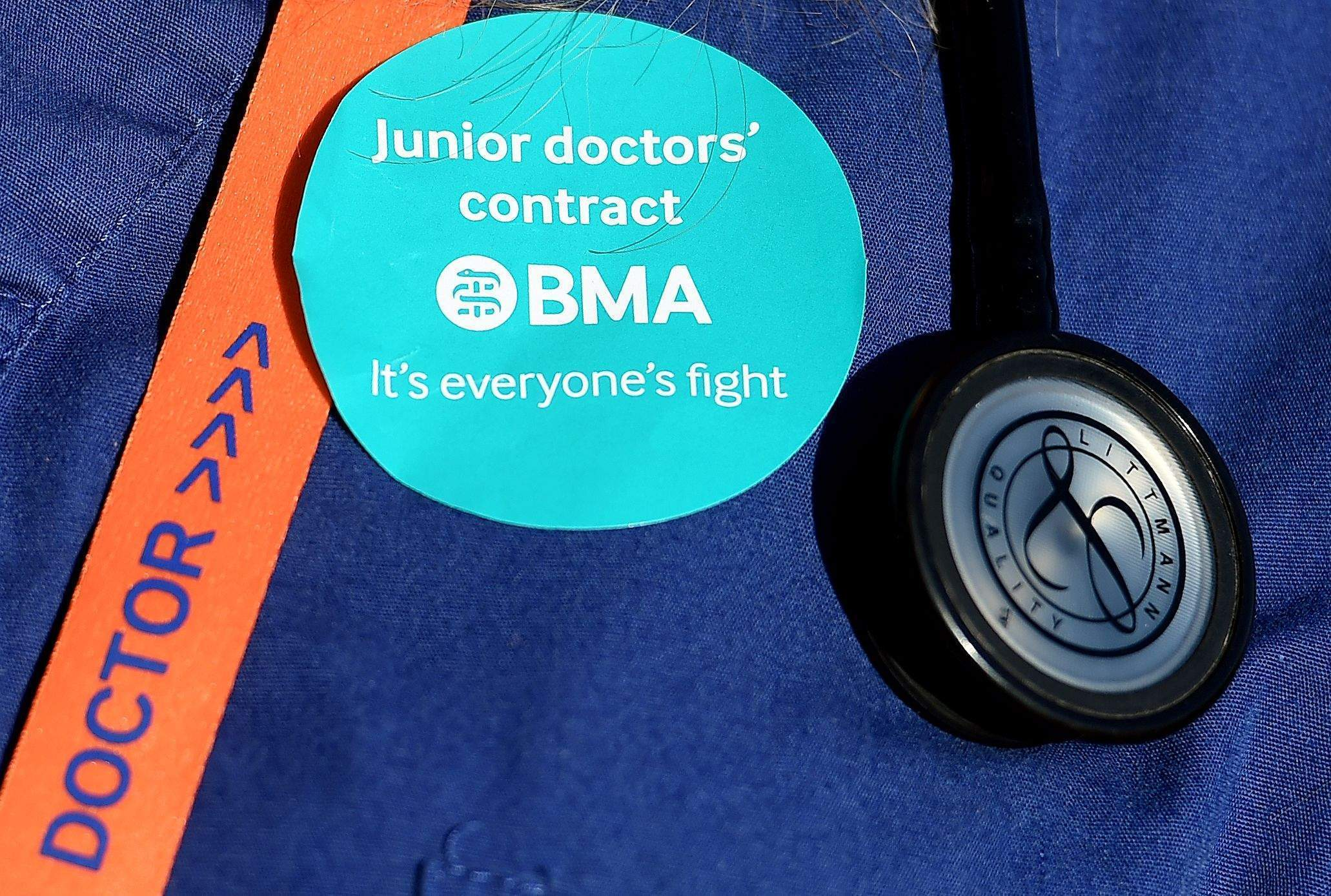 I, like all junior doctors, may have to walk out on the NHS