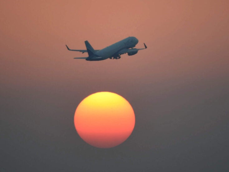 Opening doors in mid-air: how India's travel culture took to the skies