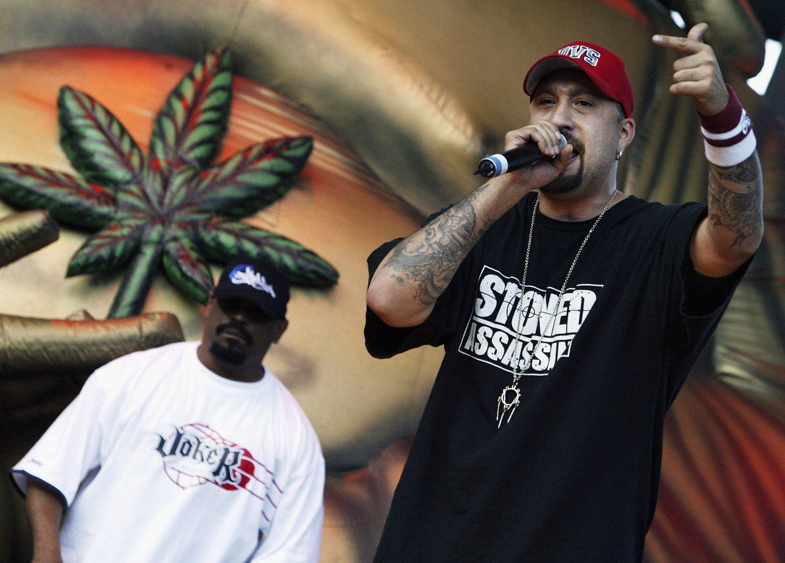 "Joe Dunthorne on Black Sunday by Cypress Hill: ""My favourite way to get blazed"""