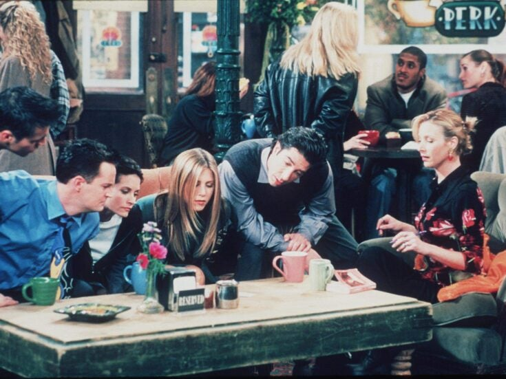 So what if some jokes in Friends are as outdated as the fashions?