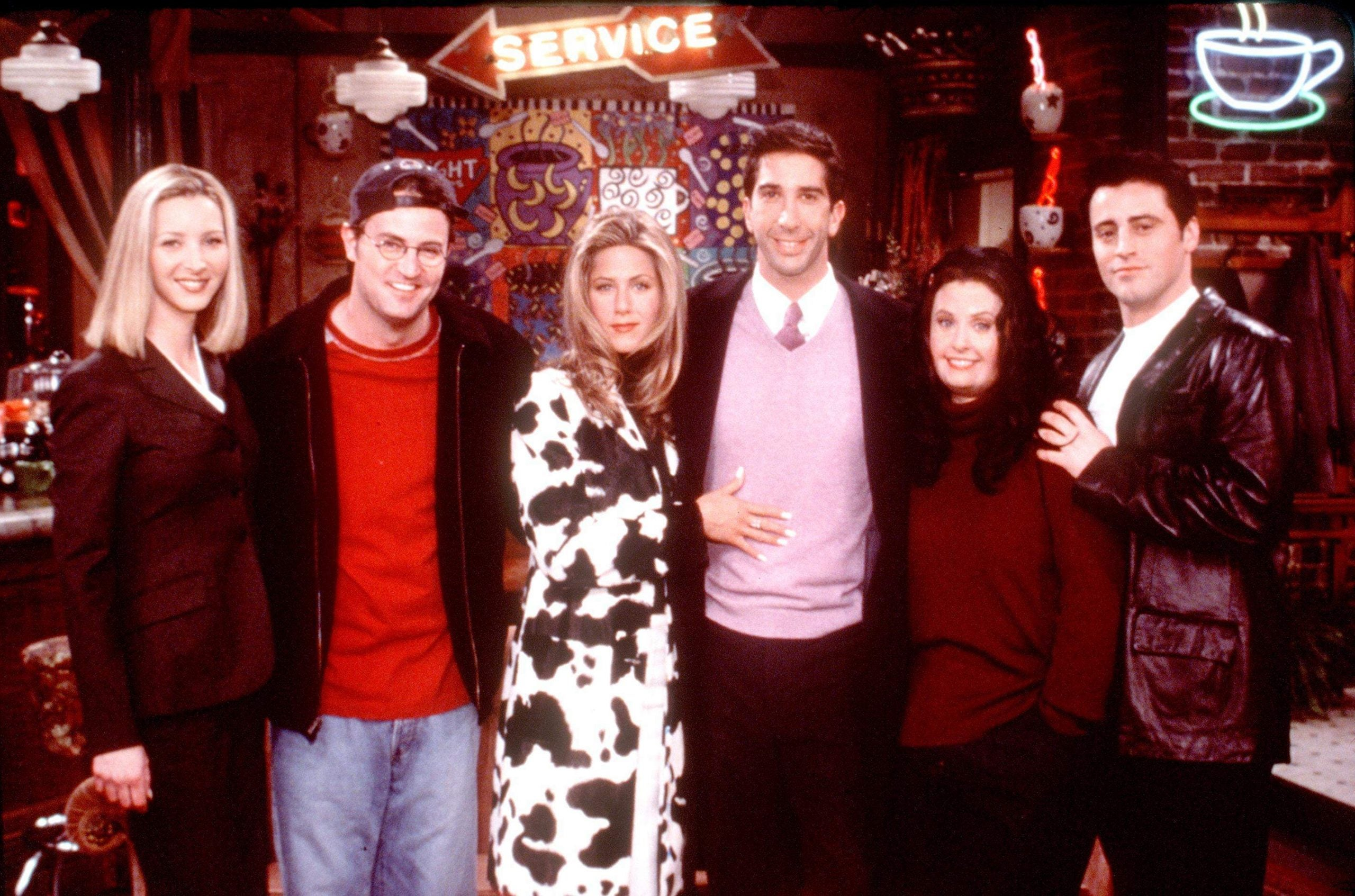 The One Where Phoebe Googled: why modern technology would make Friends obsolete