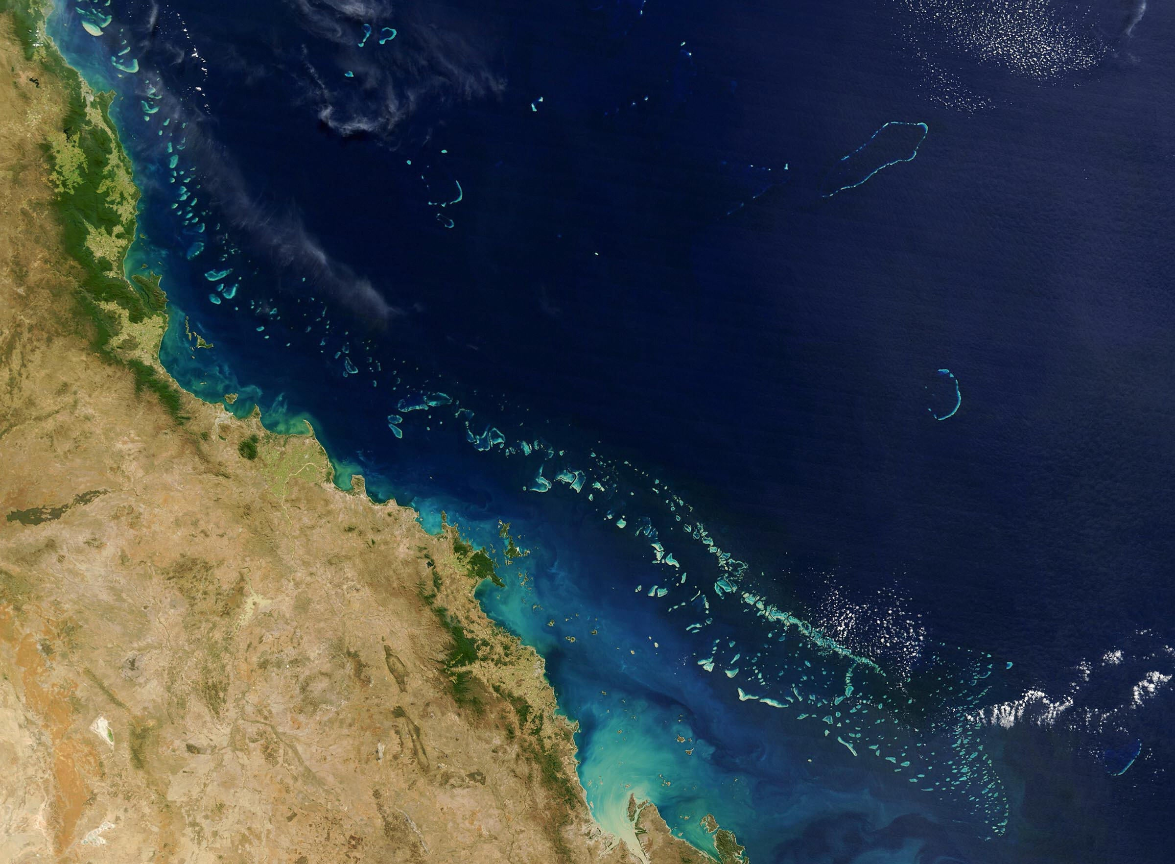 Natural capital: the race to put a price on the world's oceans