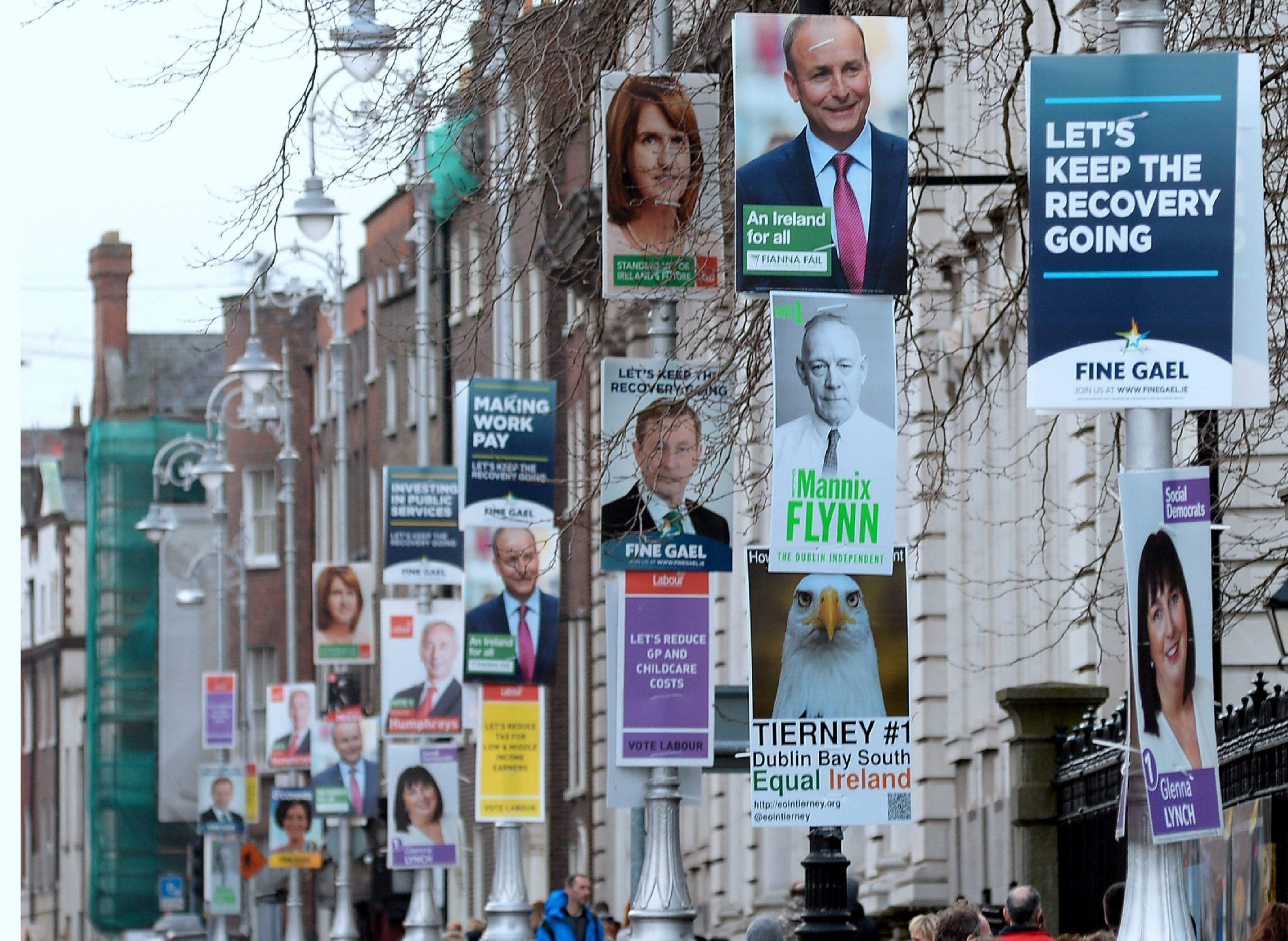 Why 1916 still decides Irish elections after a century
