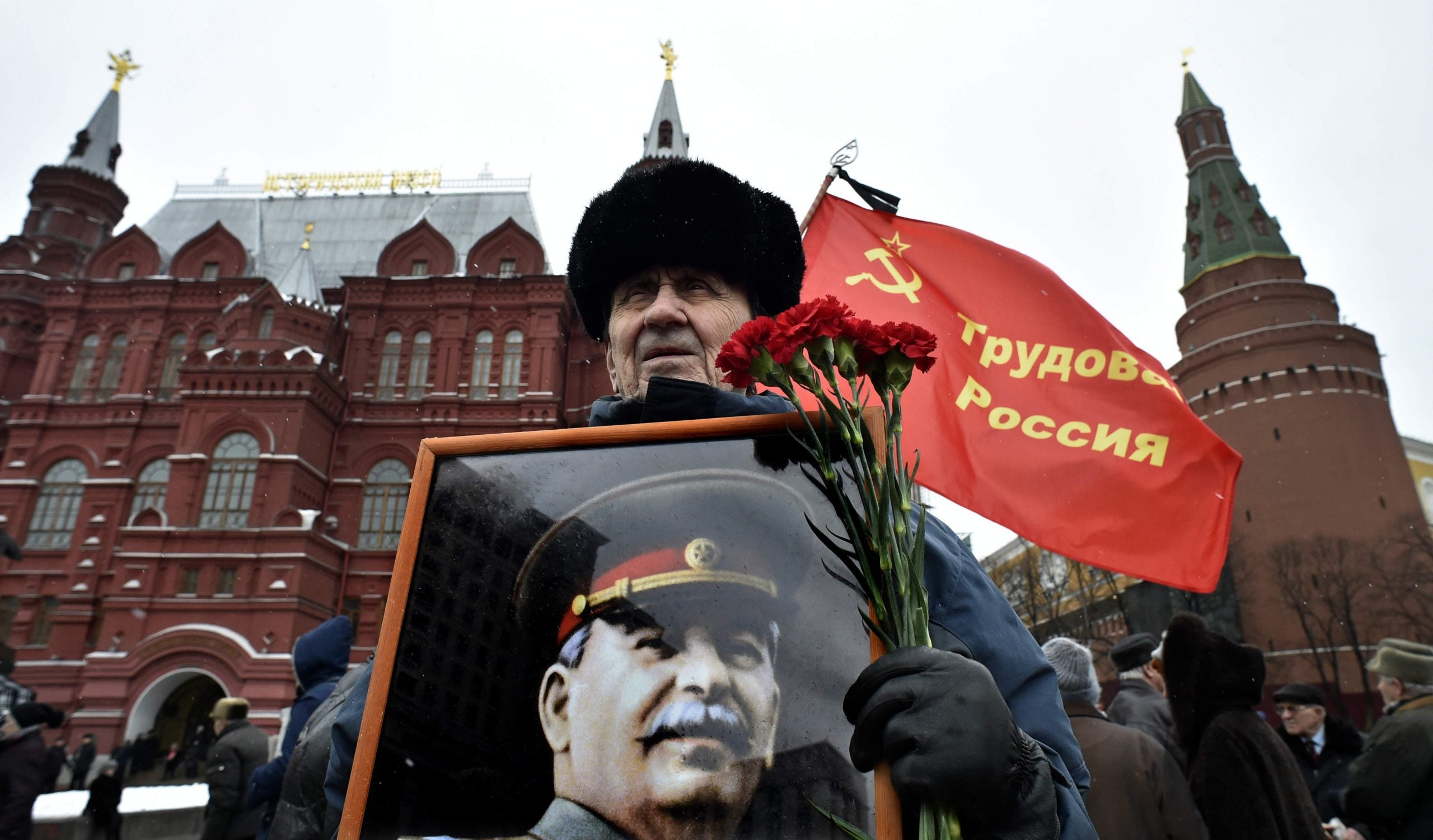 Russia's reaction to The Death of Stalin shows its changing attitudes towards him