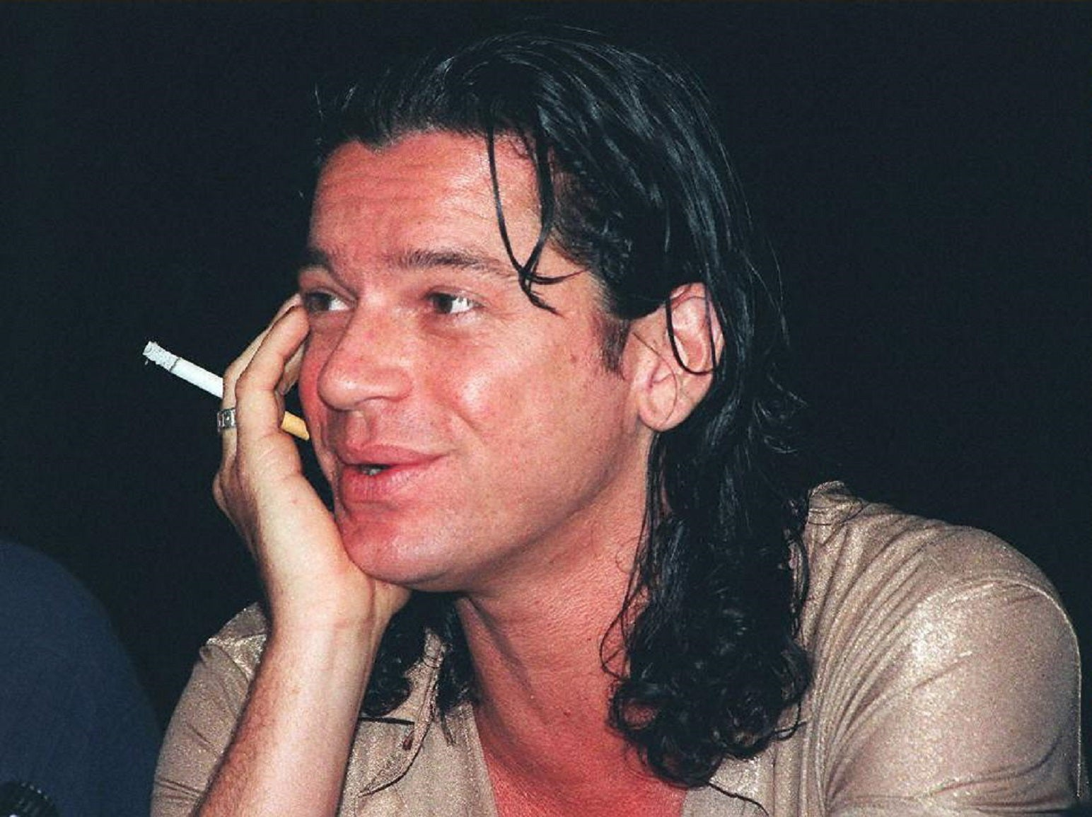 Michael Hutchence lost his sense of smell – and it all went downhill from there
