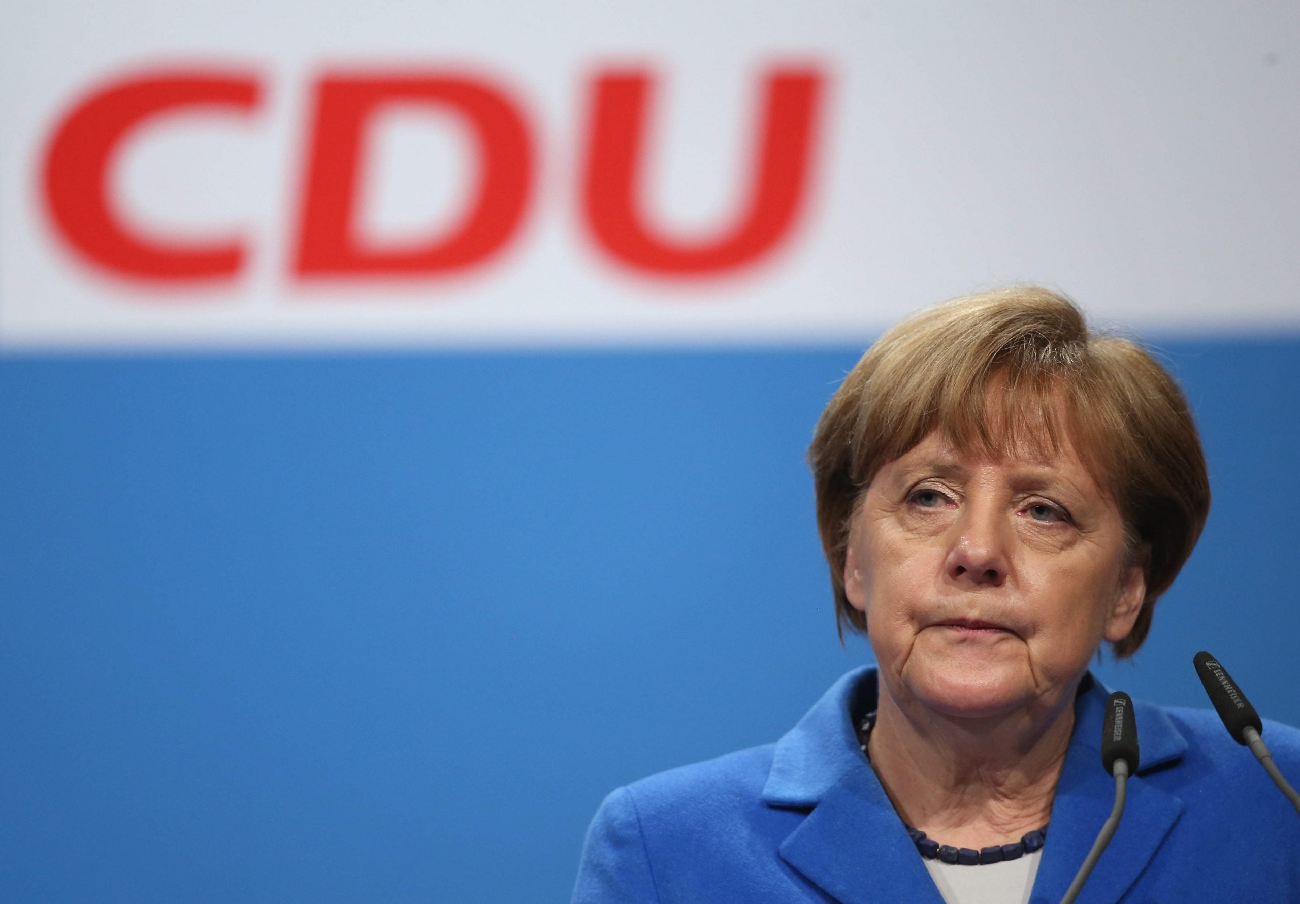 The end for Angela Merkel? It's more complicated than that