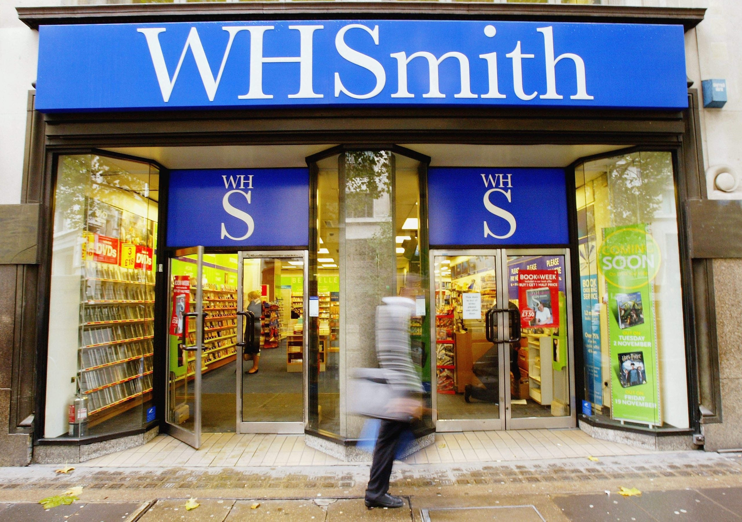 When WHSmith started selling porn next to the Kinder Eggs, I set out on a clean-up mission