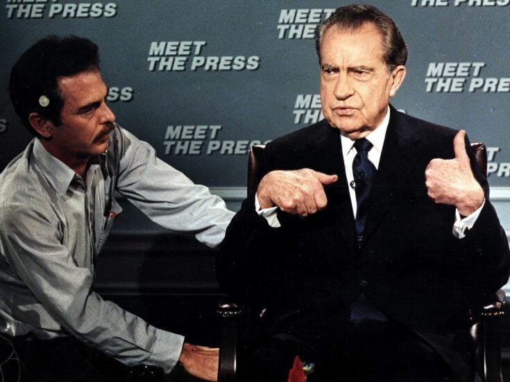 The Nixon-era press held great power and responsibility – now, we are all editors