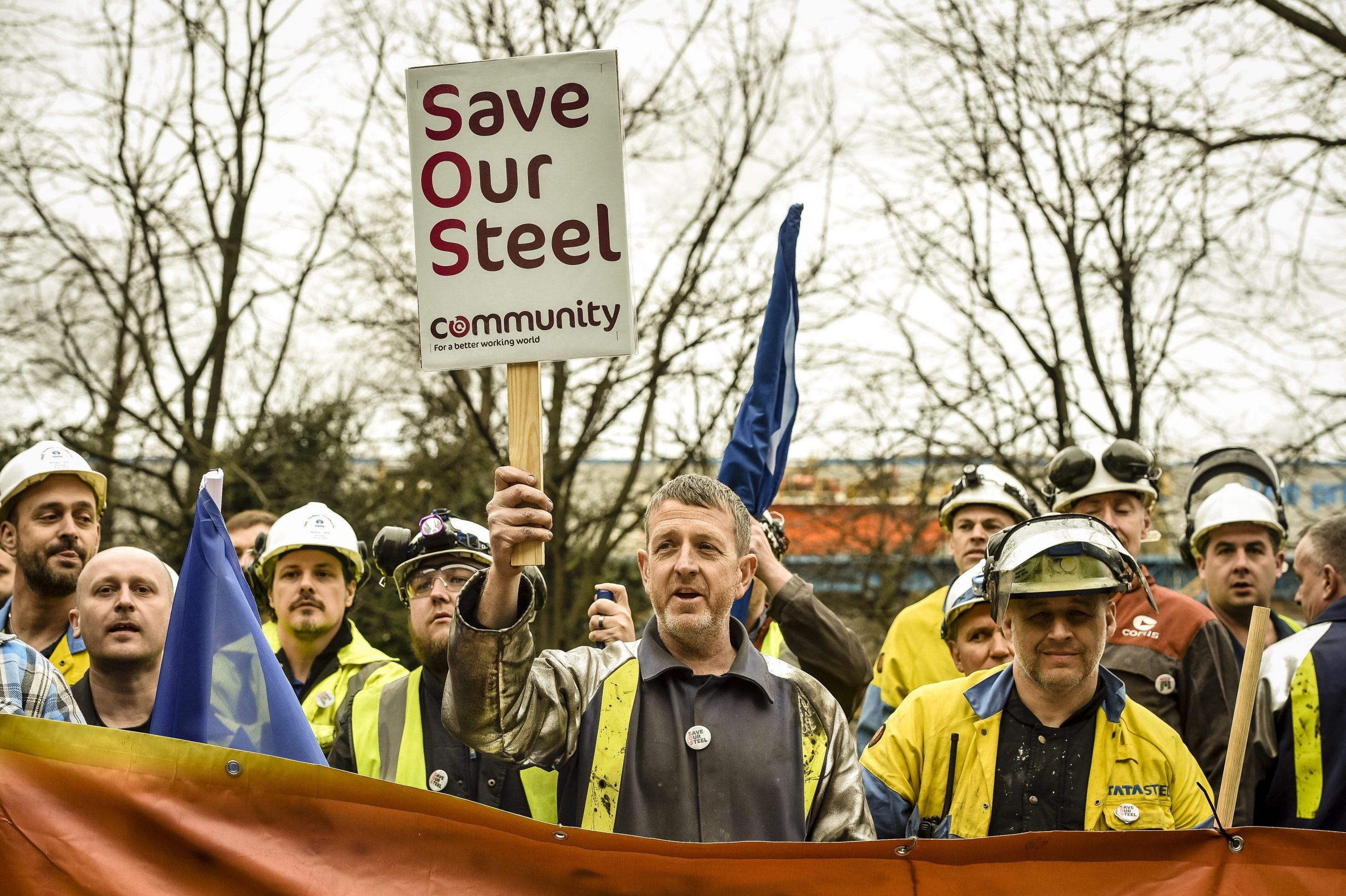 The government has failed to hold Tata to account over Port Talbot