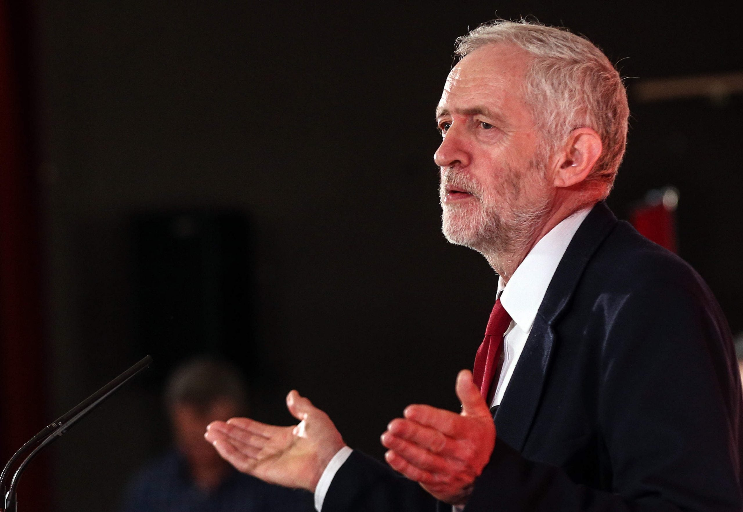 However Labour performs in the elections, Jeremy Corbyn will be leader for as long as he wants