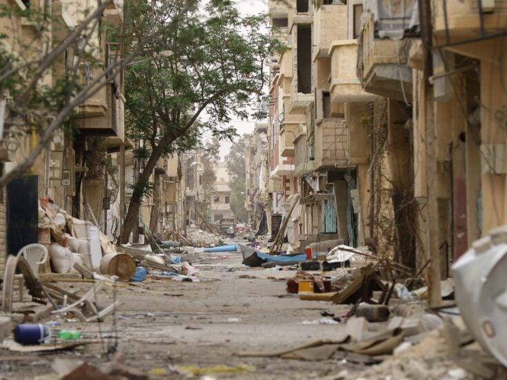 Lyse Doucet's Diary: Syria's war may be far from over, but it's a moment to take stock