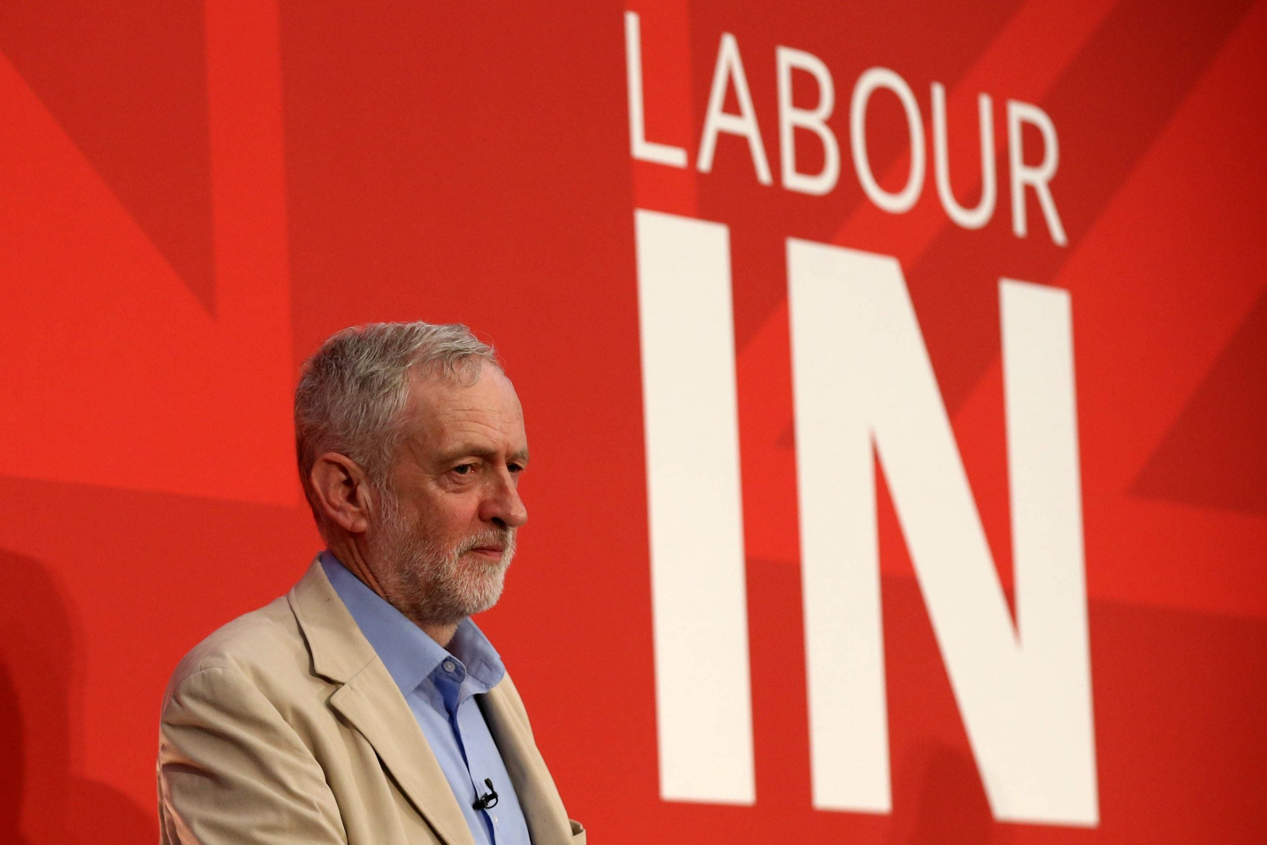 Don't blame Jeremy Corbyn - polls show only Tory voters could have kept us in the EU