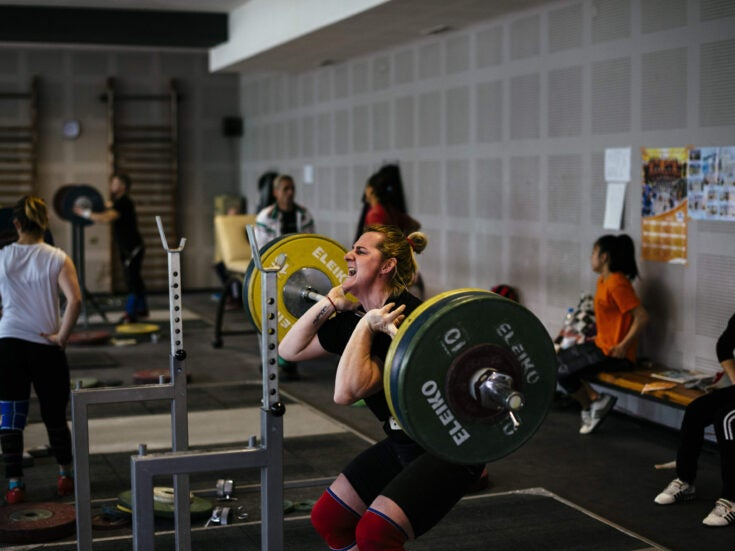 """Life lessons from weightlifting: """"strong women"""" are used to justify inequality"""