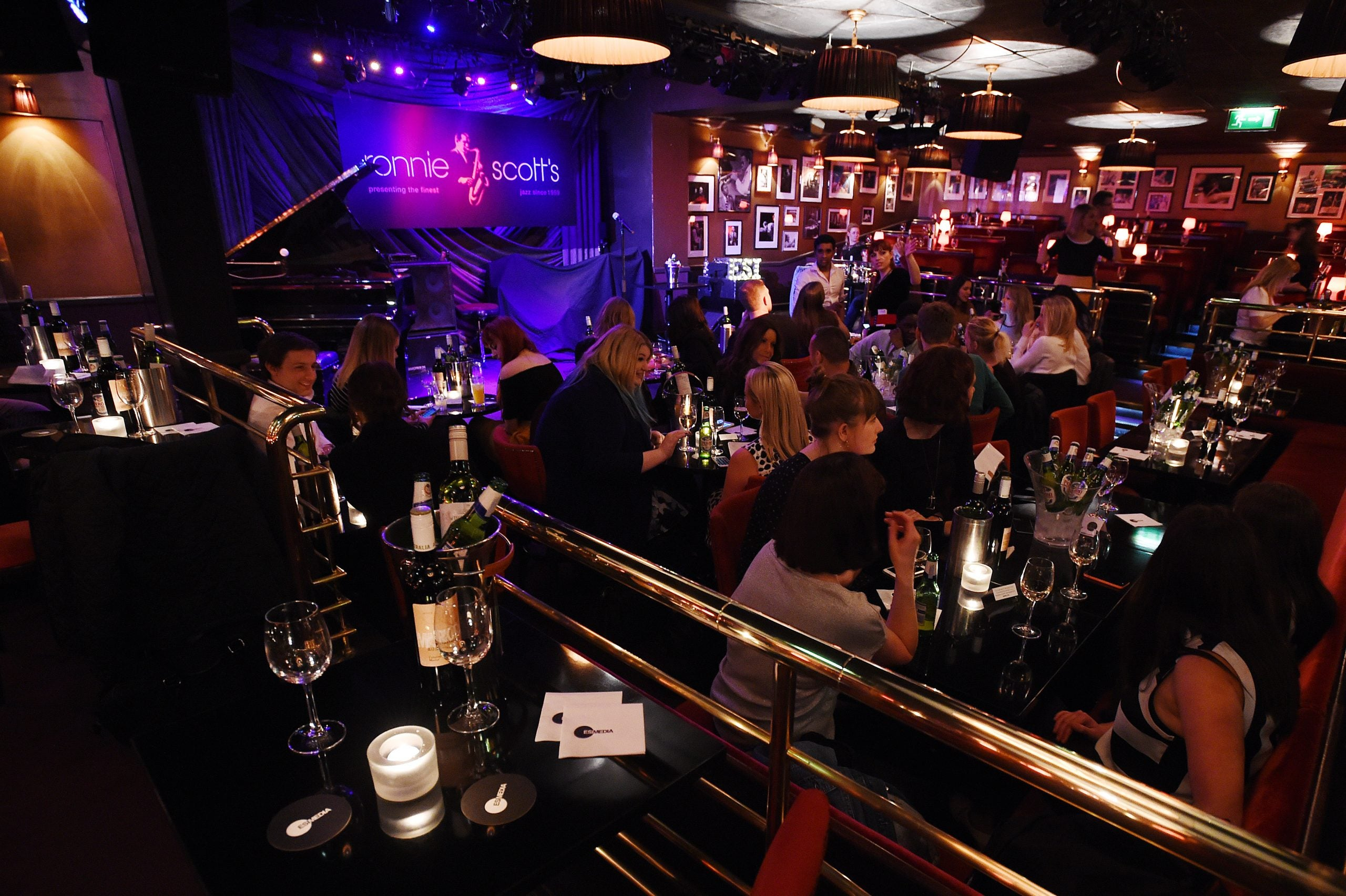 Ronnie Scott understood that for some people music is the only outlet – so he opened a club