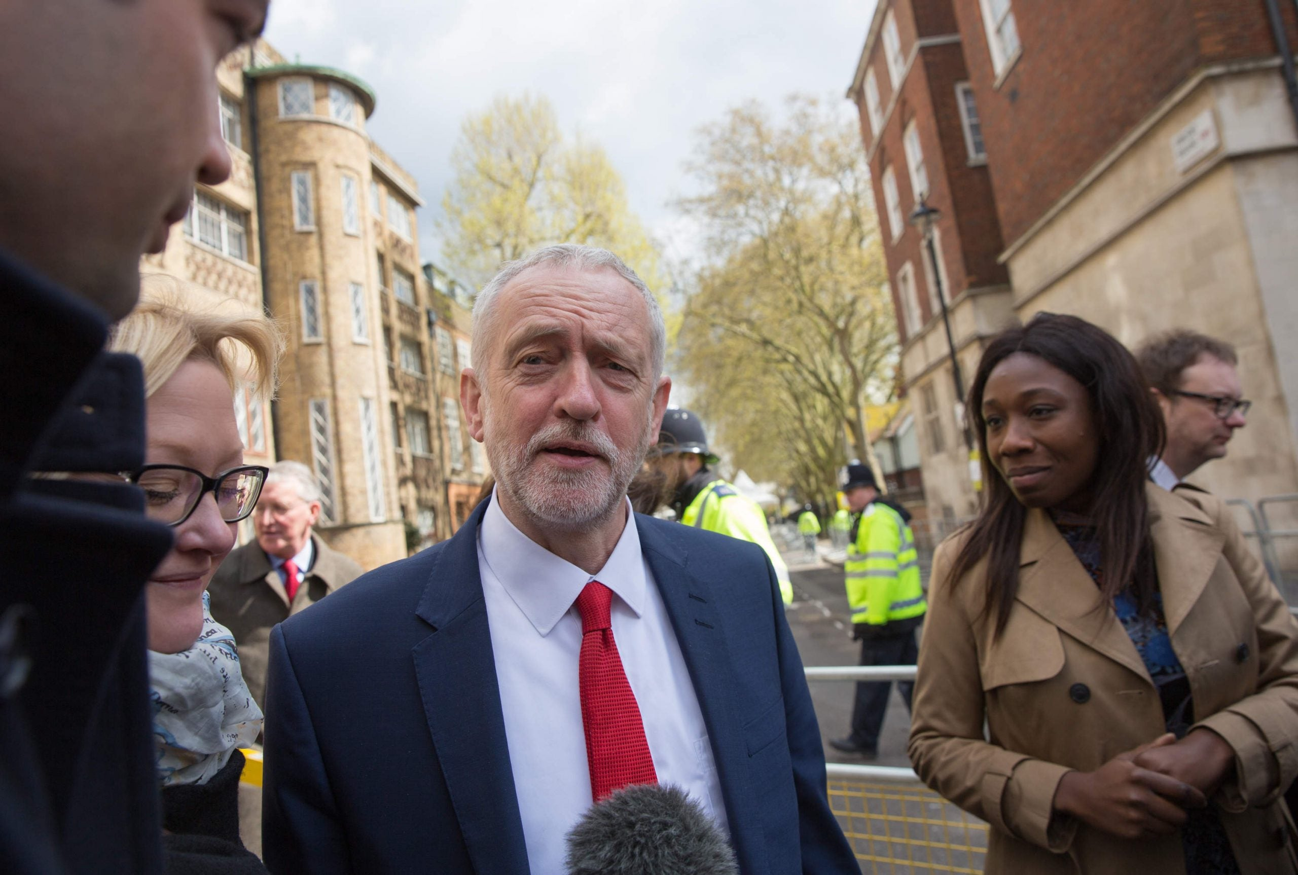 Commons Confidential: When Corbyn met Obama