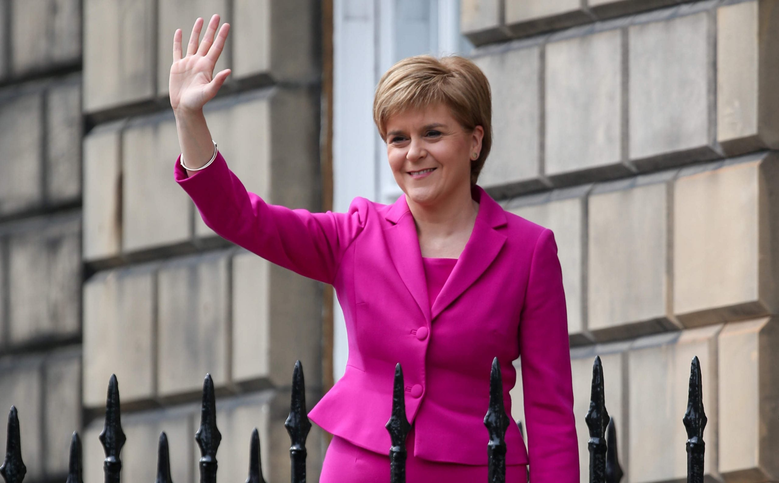 Nick Barley's Diary: Nicola Sturgeon makes headlines, and a father mourns his son