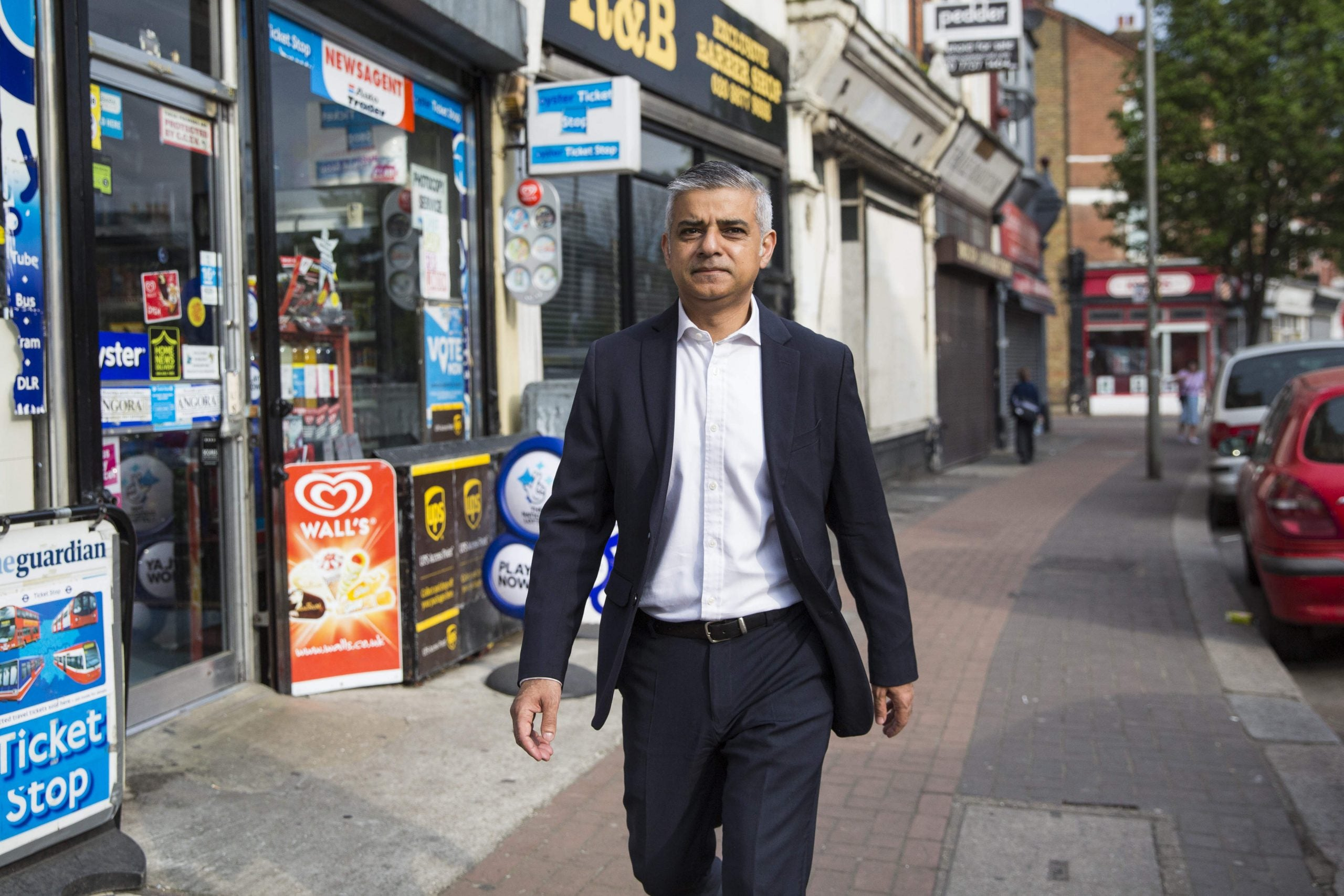 Sadiq Khan should use the mayoralty to make more Londoners citizens