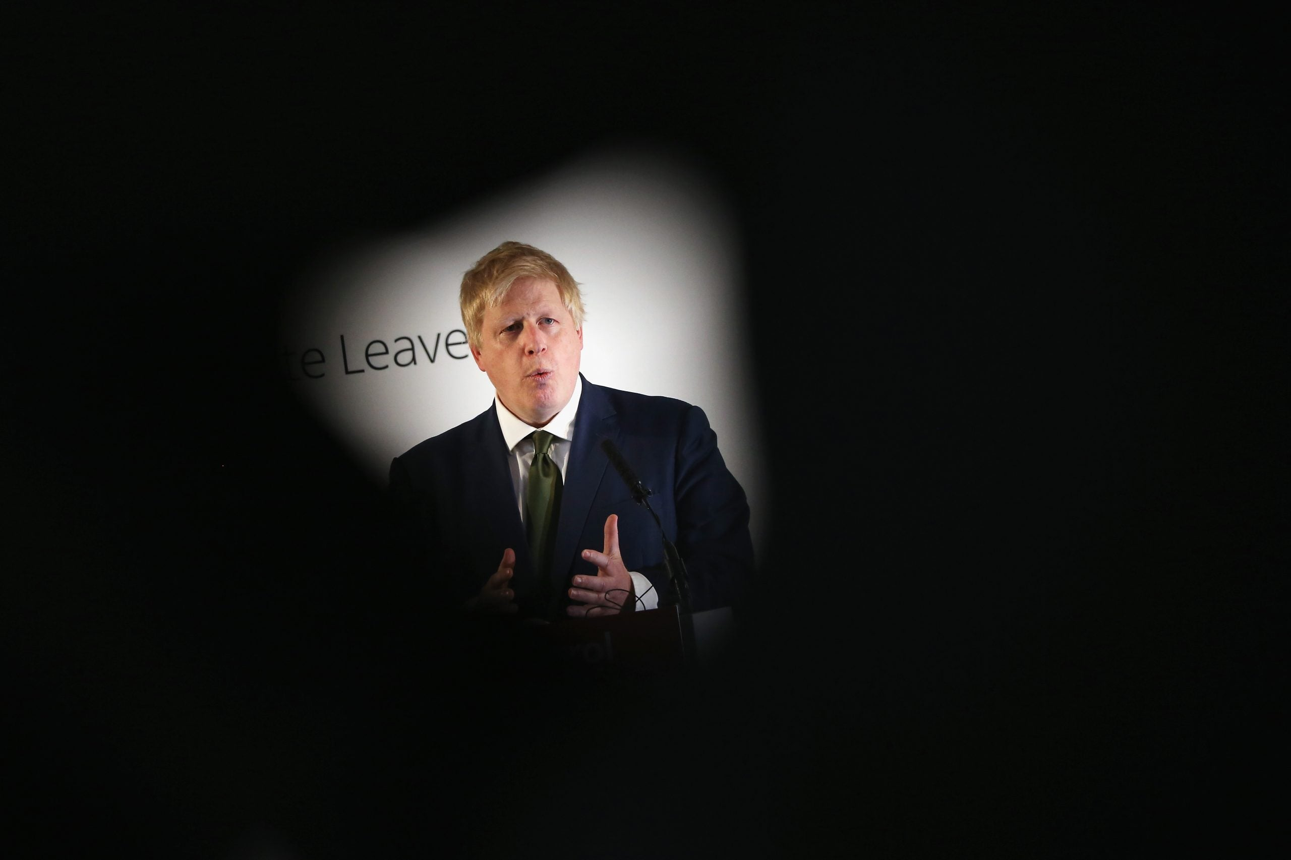Repellent, chaotic and a serial liar, Boris Johnson would be a catastrophic prime minister