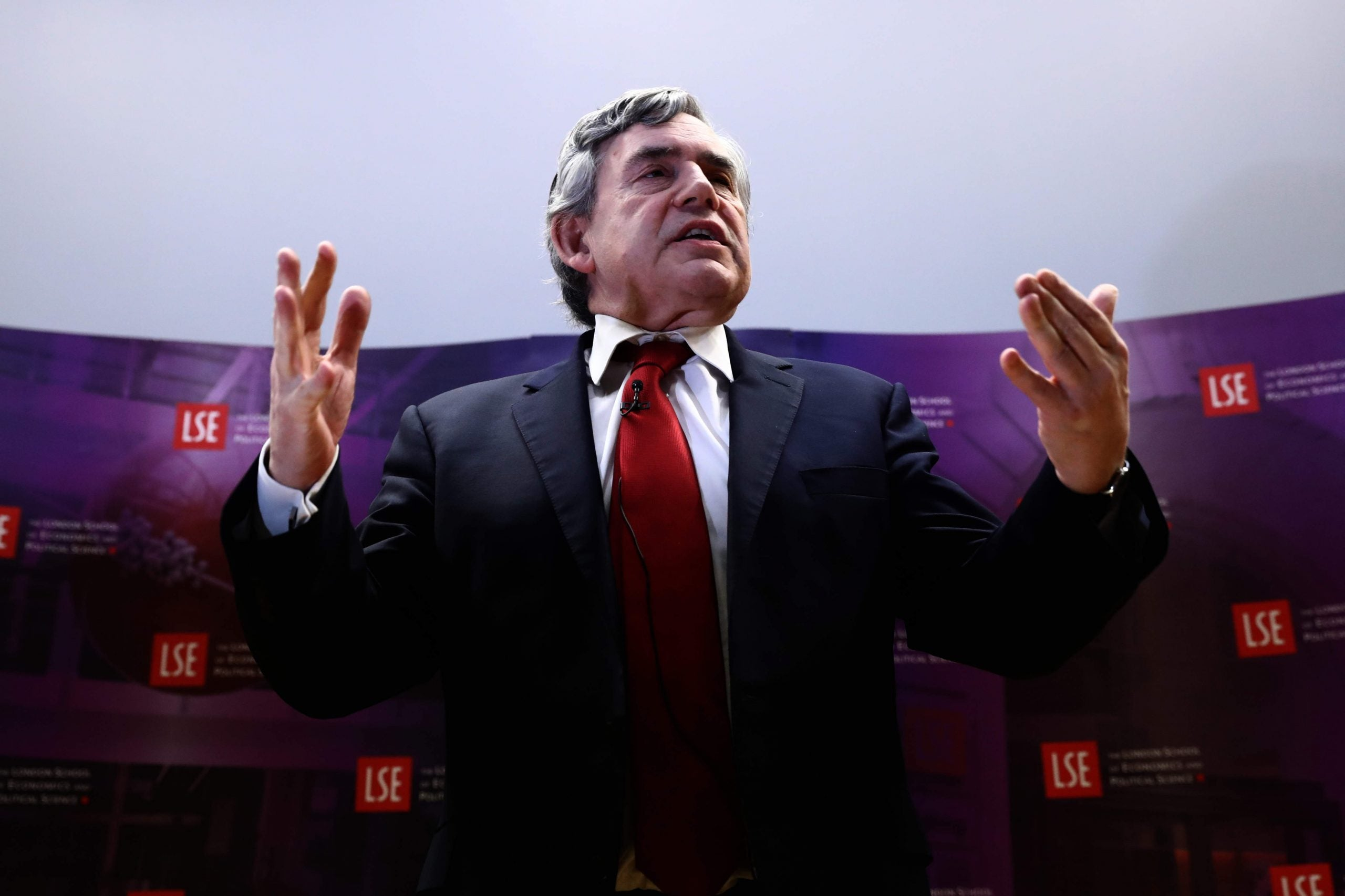 With David Cameron unconvincing, it's up to Gordon Brown to keep Britain in the EU