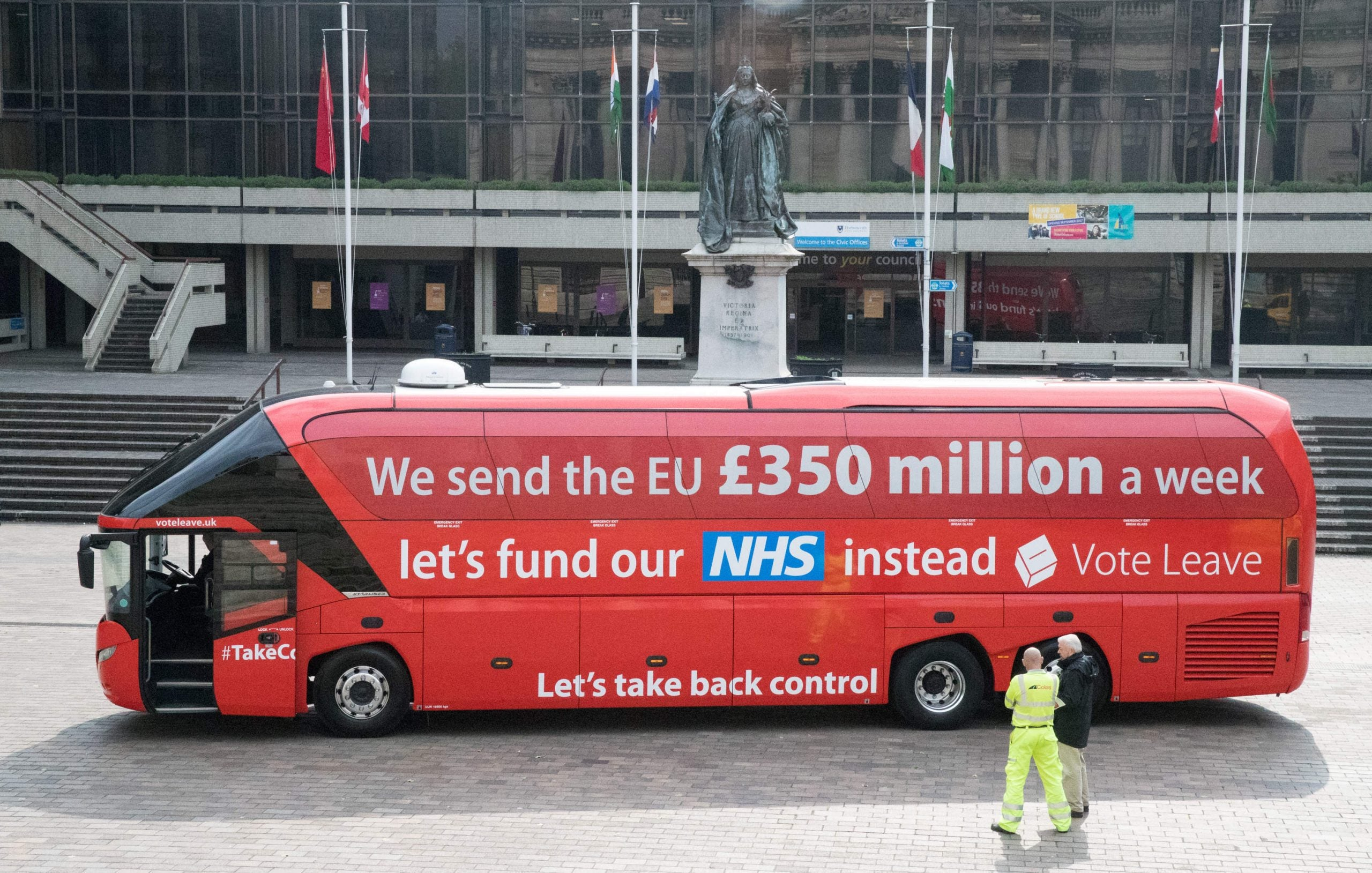 How the Brexit campaign lied to us – and got away with it