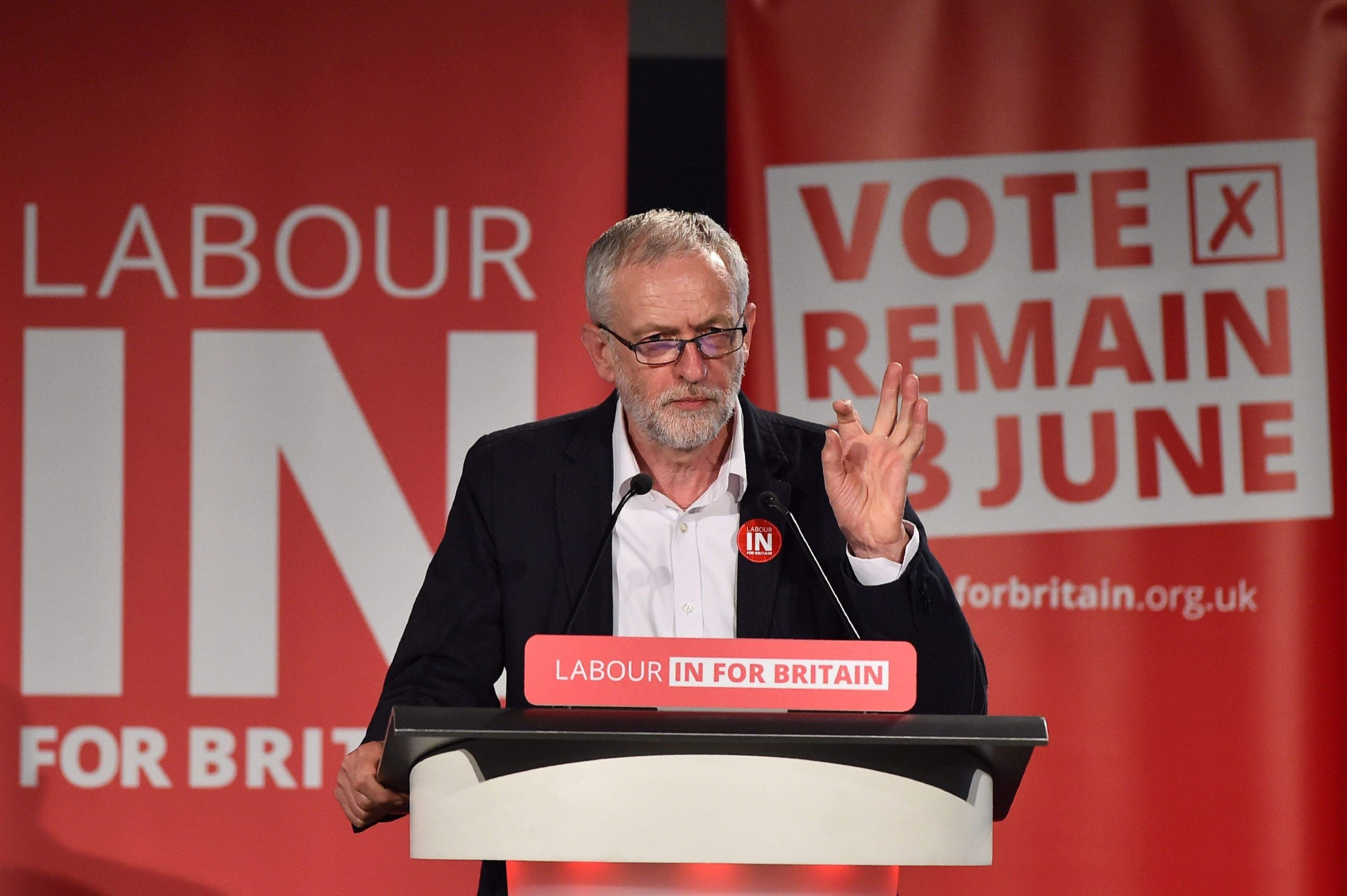 As the Tories bicker, Labour must get on with making its own case for the EU
