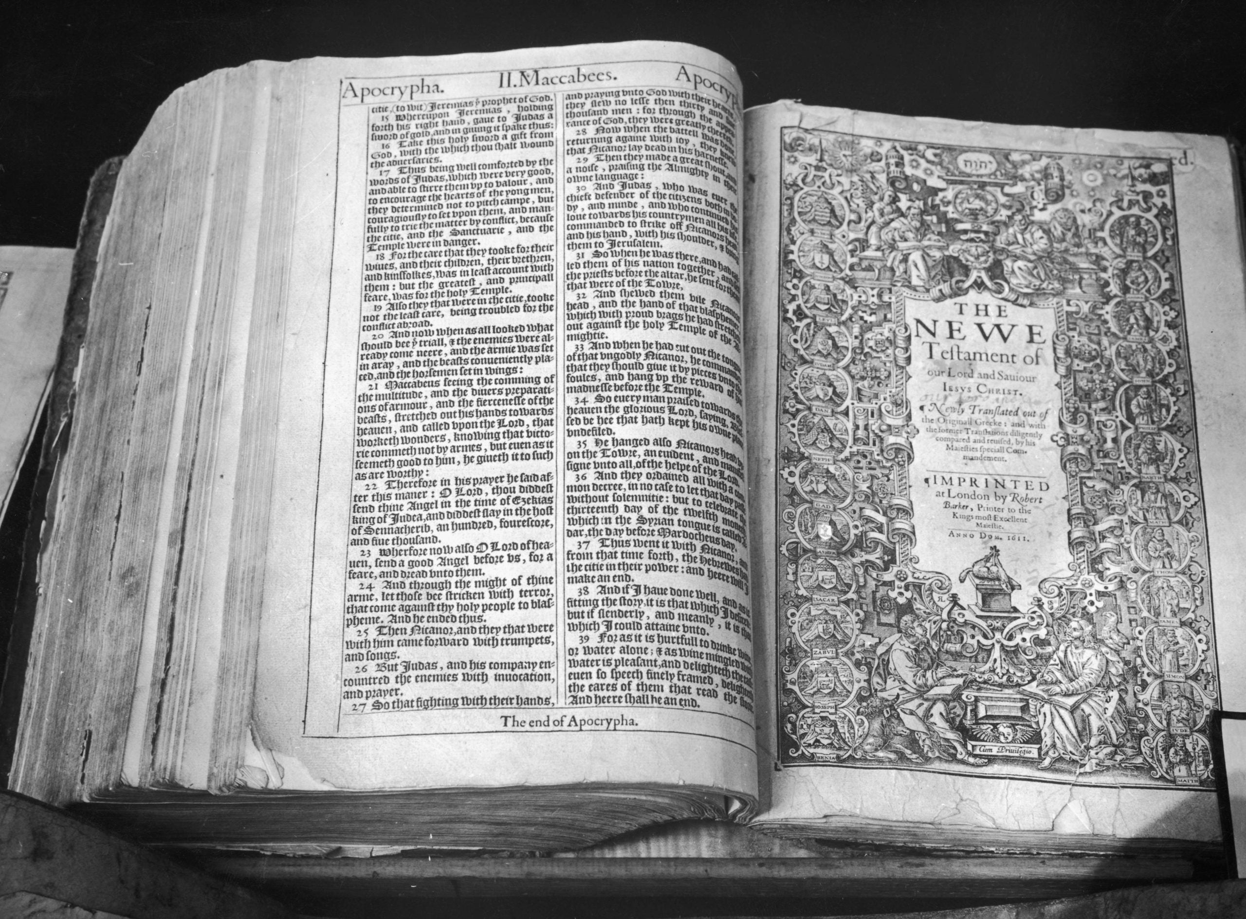 The bloody history of the Bible: why owning, printing or even reading the word of God could be lethal