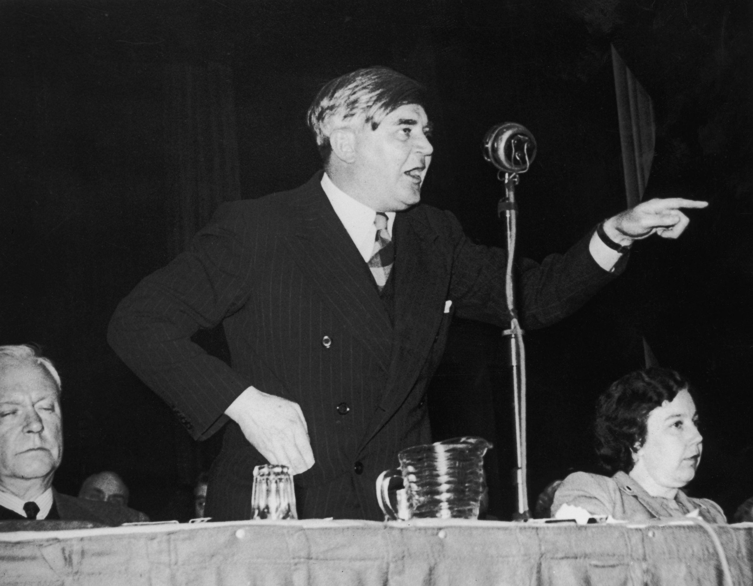 Nye Bevan would recognise the government's discrimination against those in poverty