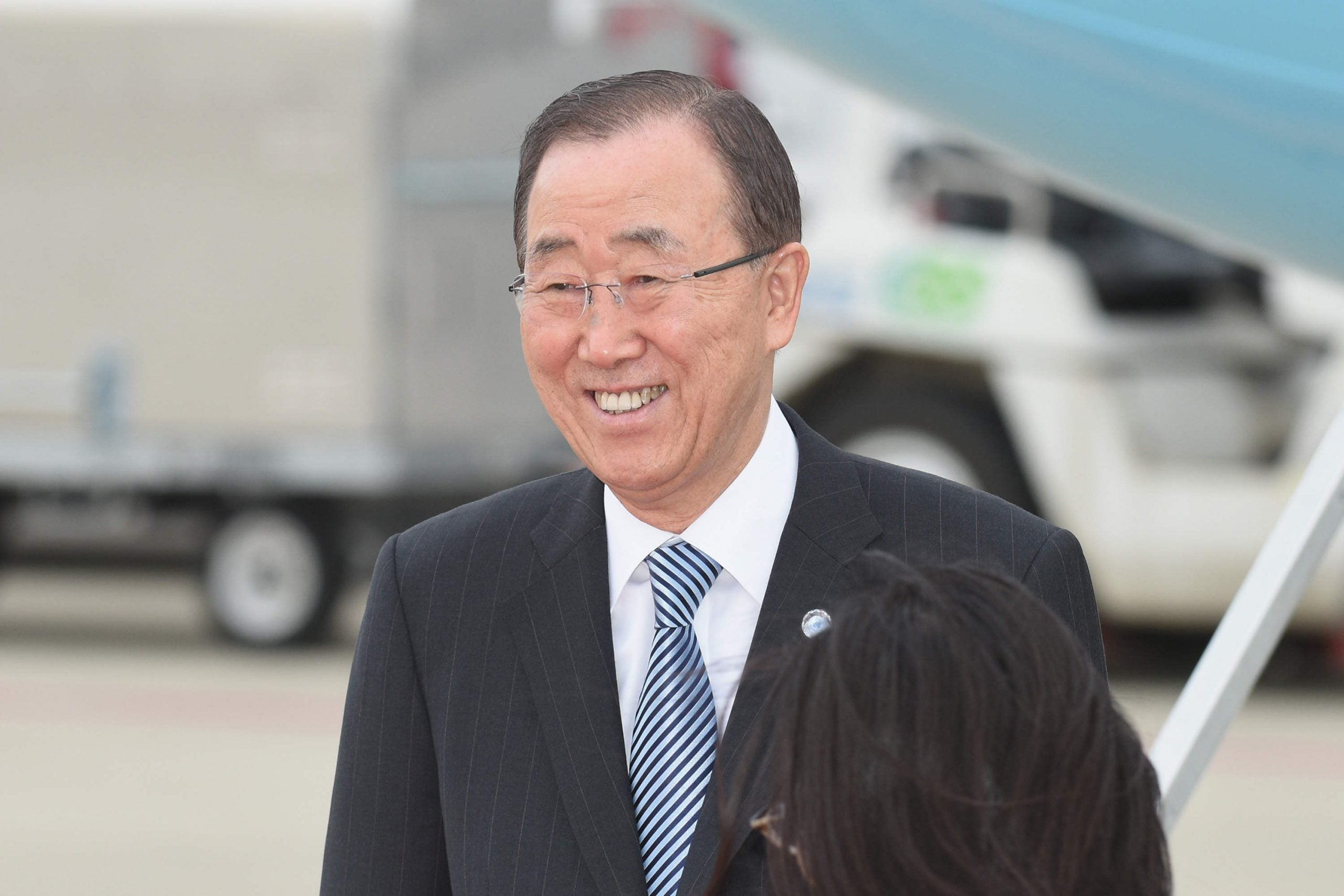 There are sinister goings-on in the race to become the UN's next Secretary-General