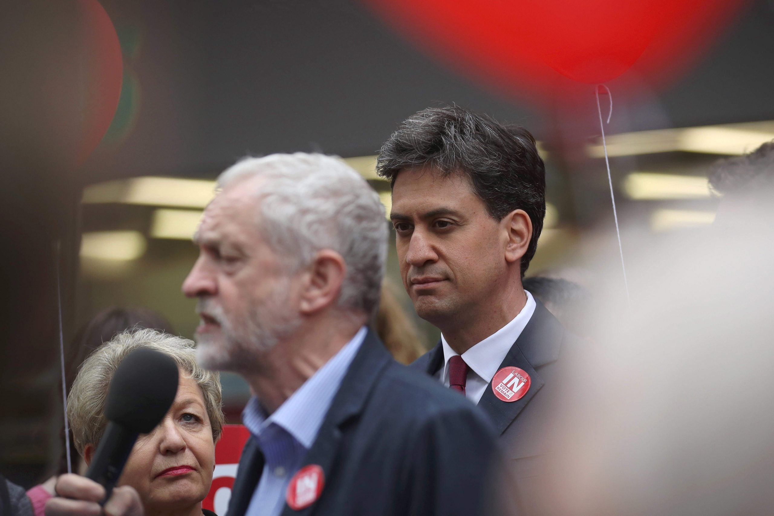 Far from being a left-wing radical, Jeremy Corbyn is slouching towards Milibandism
