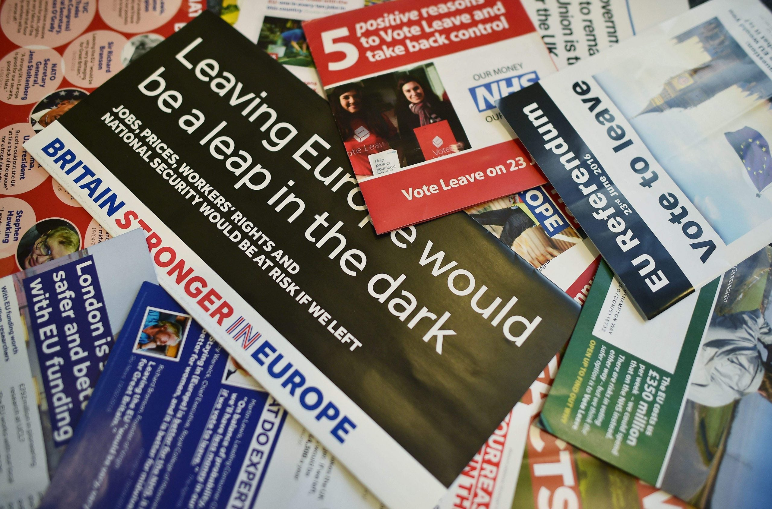 A shift towards Brexit? Don't bet on it