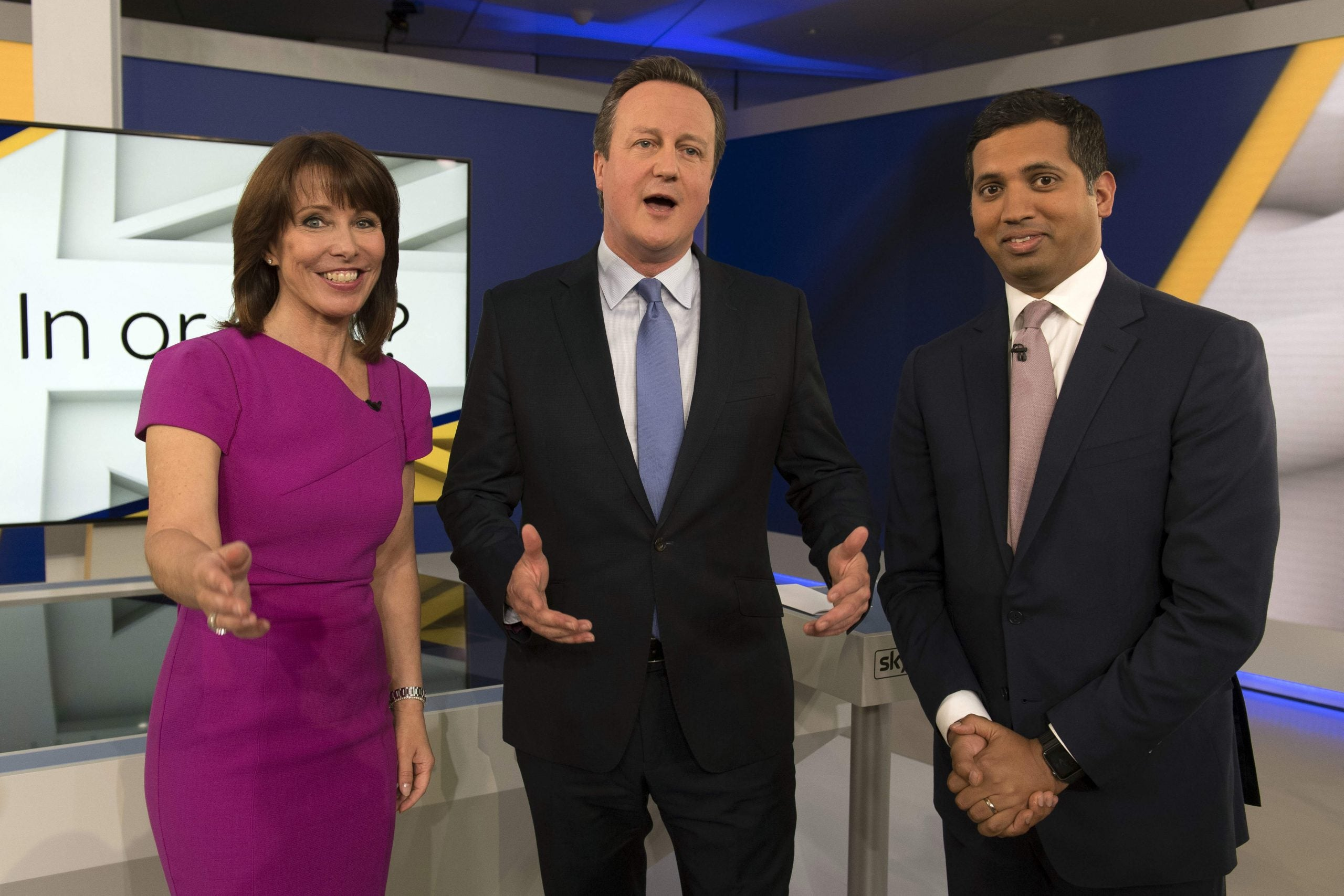 Broadcasters were biased during the EU referendum campaign - but not in the way you think