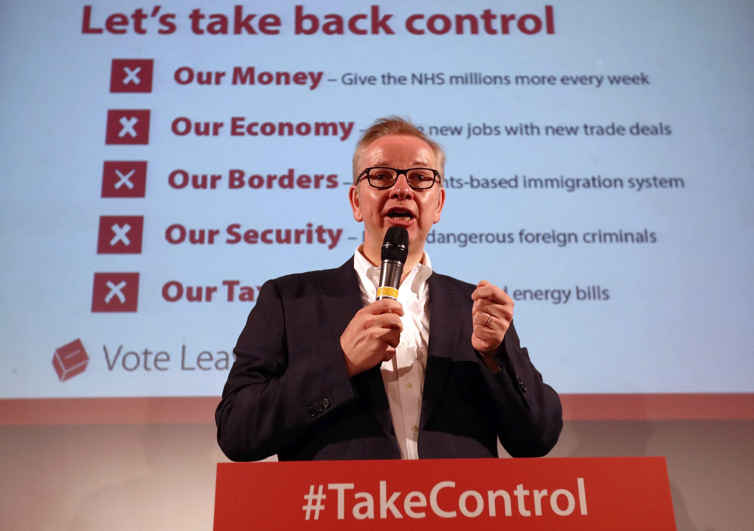 The left must hold Leavers to account for their broken promises