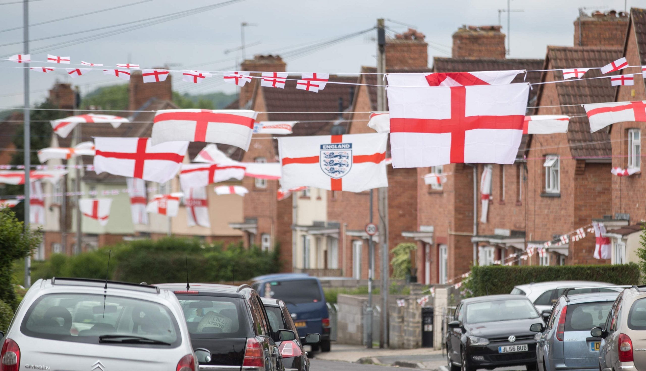The left must stop stereotyping the English as racist