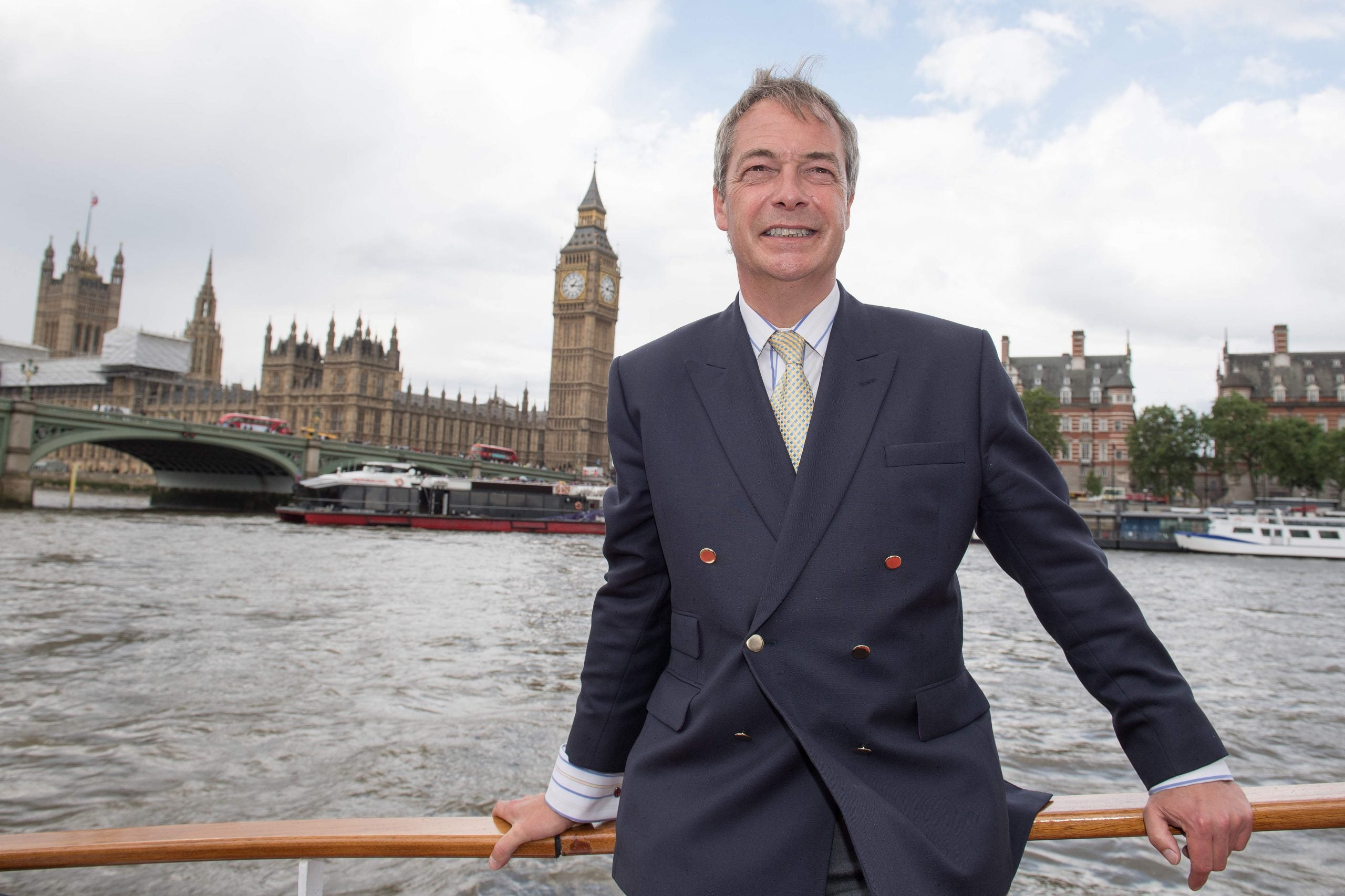 Commons Confidential: Nigel Farage was uncut and uncensored