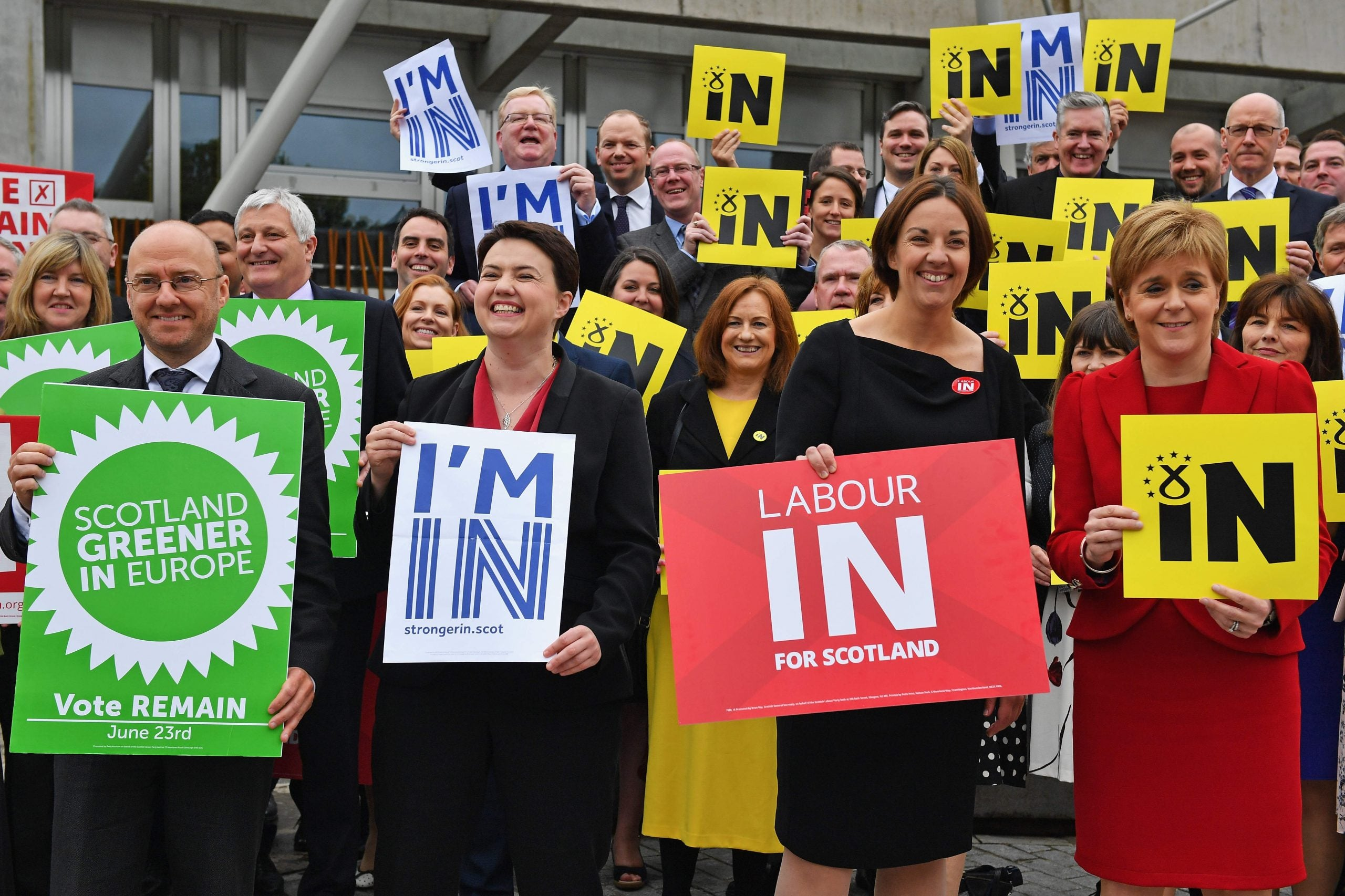Progressive voters must ditch party differences to gain a voice in Brexit Britain