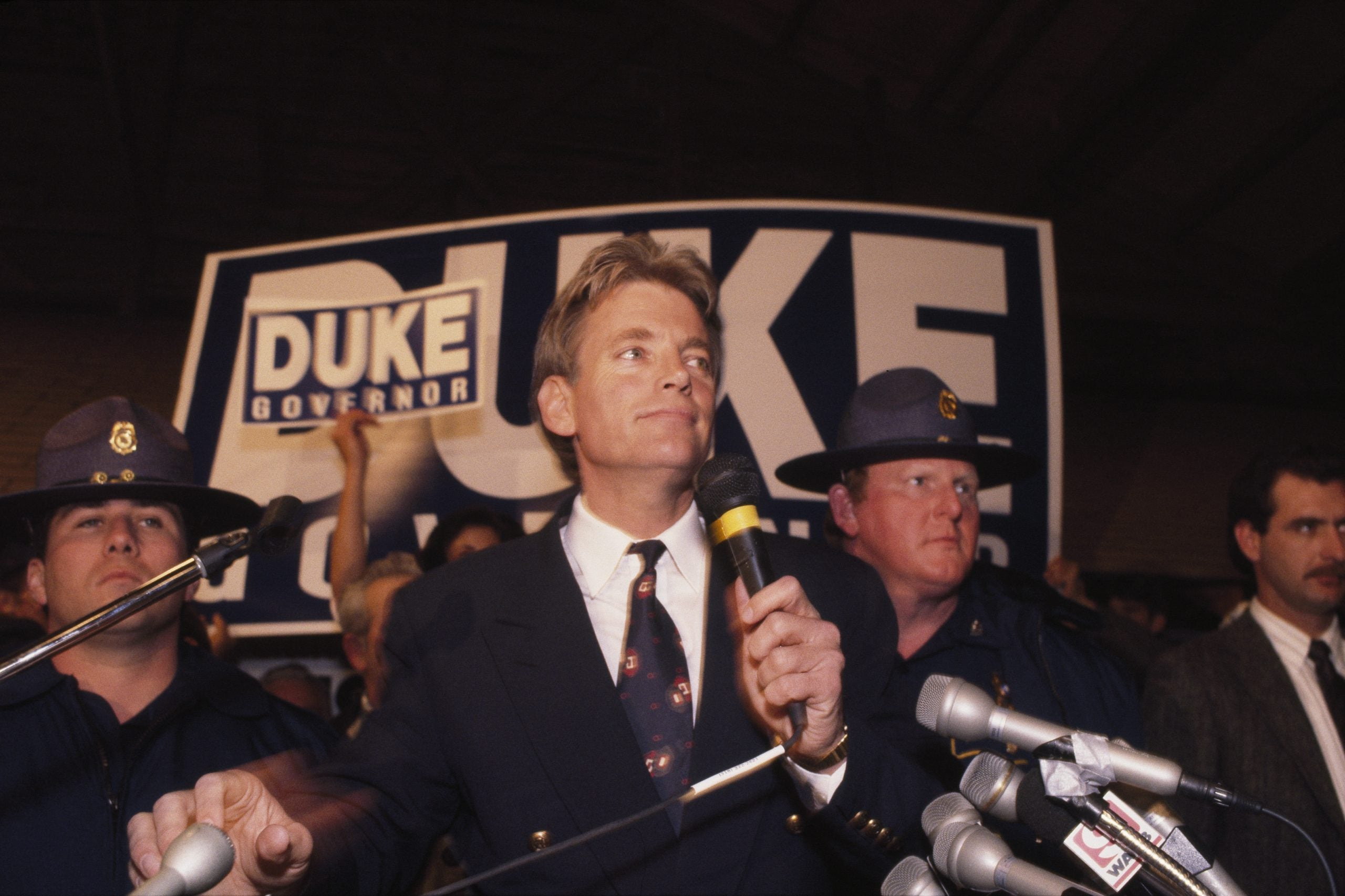 Slate's new podcast series about David Duke is perfectly calibrated