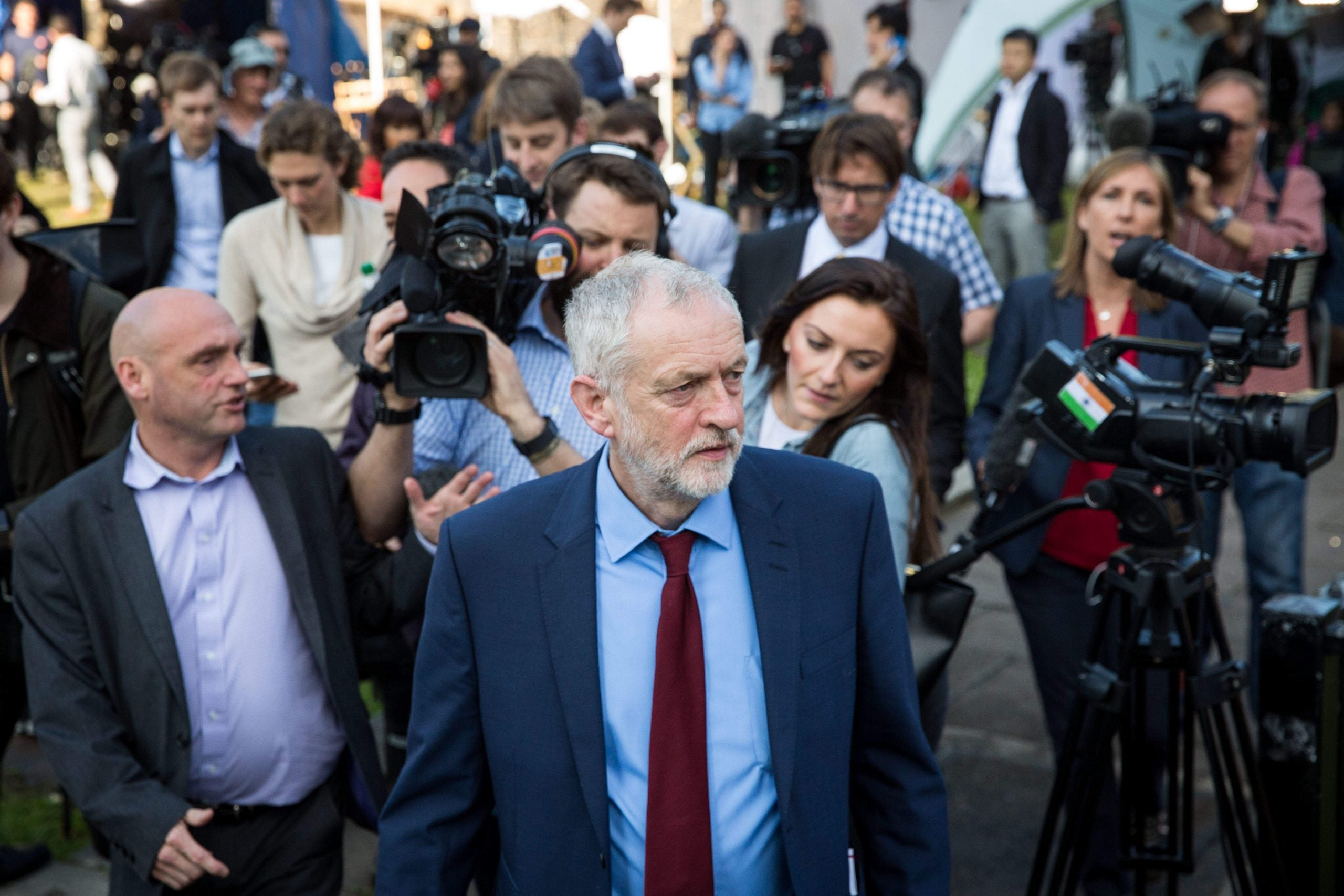 Jeremy Corbyn faces a dilemma as Brexit solidifies: which half of his voters should he disappoint?
