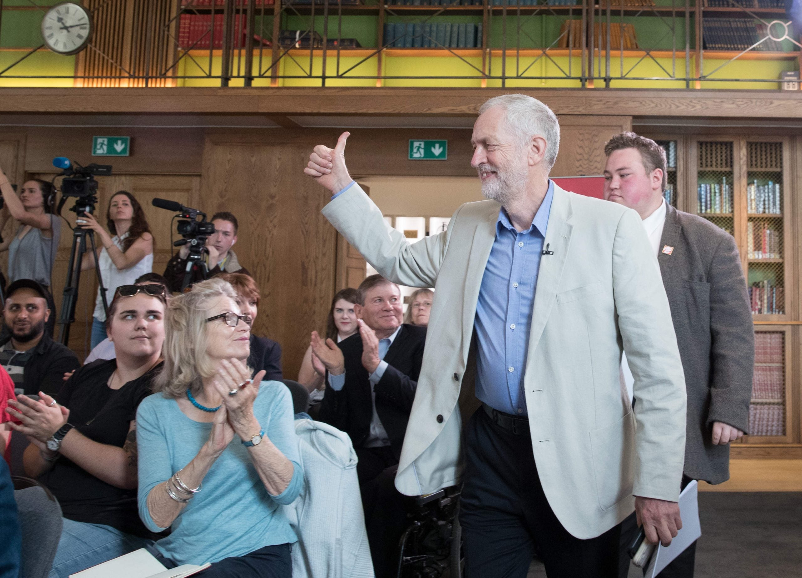 This is no time for a coup against a successful Labour leader